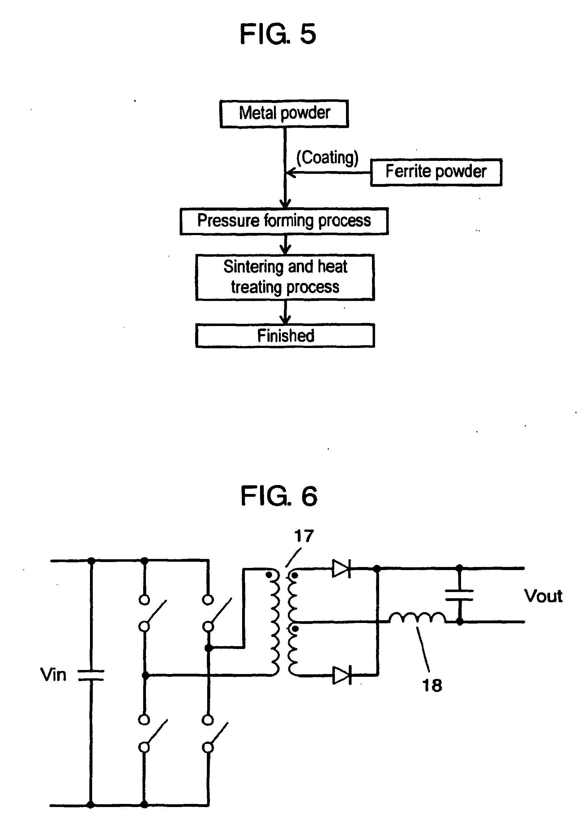 专利ep1521276b1 - manufacturing