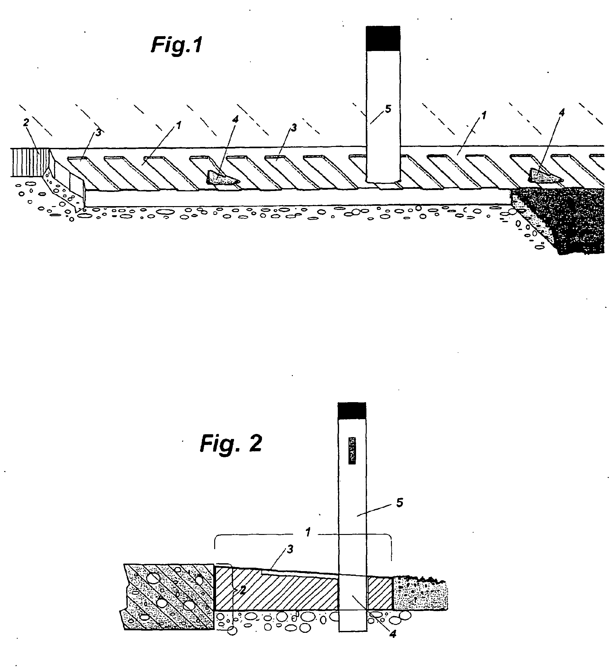 patent ep1522630b1 befestigung von strassenbanketten. Black Bedroom Furniture Sets. Home Design Ideas