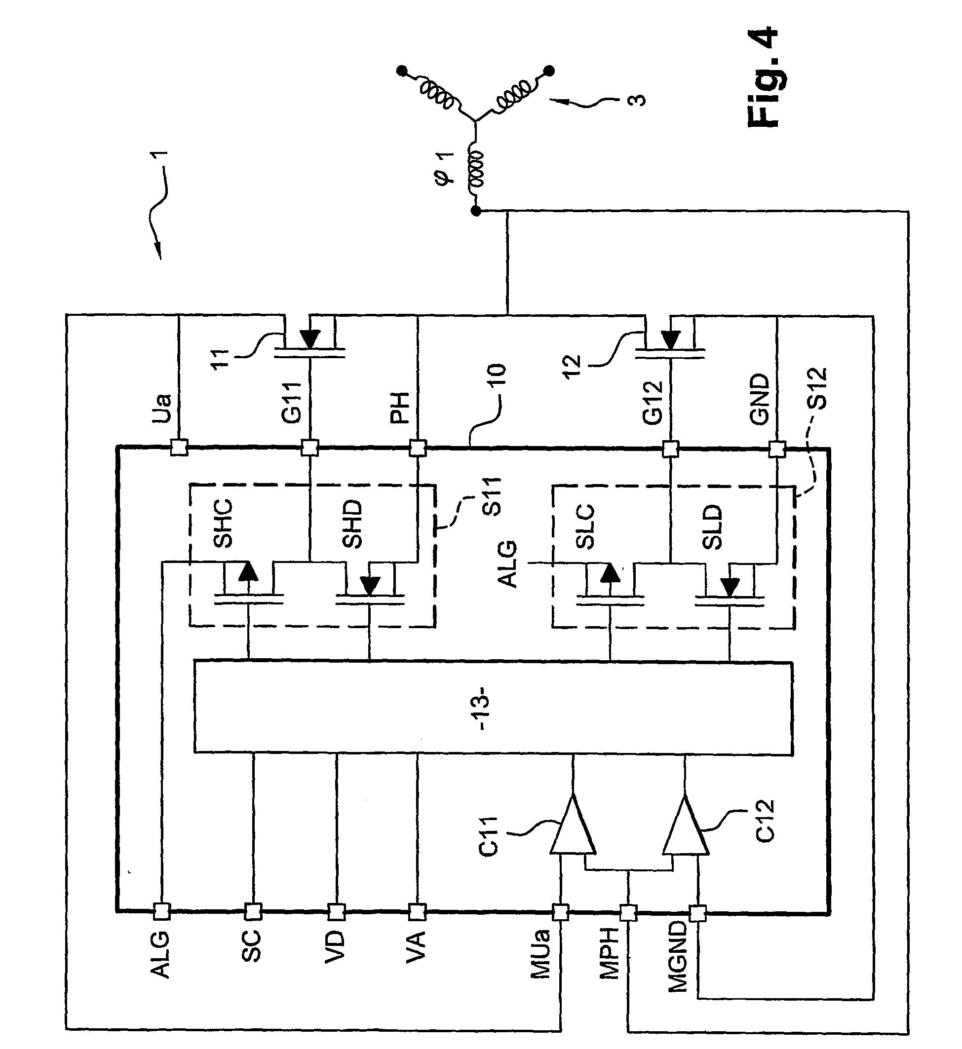 patent ep1523803b1 module de controle et de puissance d 39 une alterno demarreur integrable. Black Bedroom Furniture Sets. Home Design Ideas