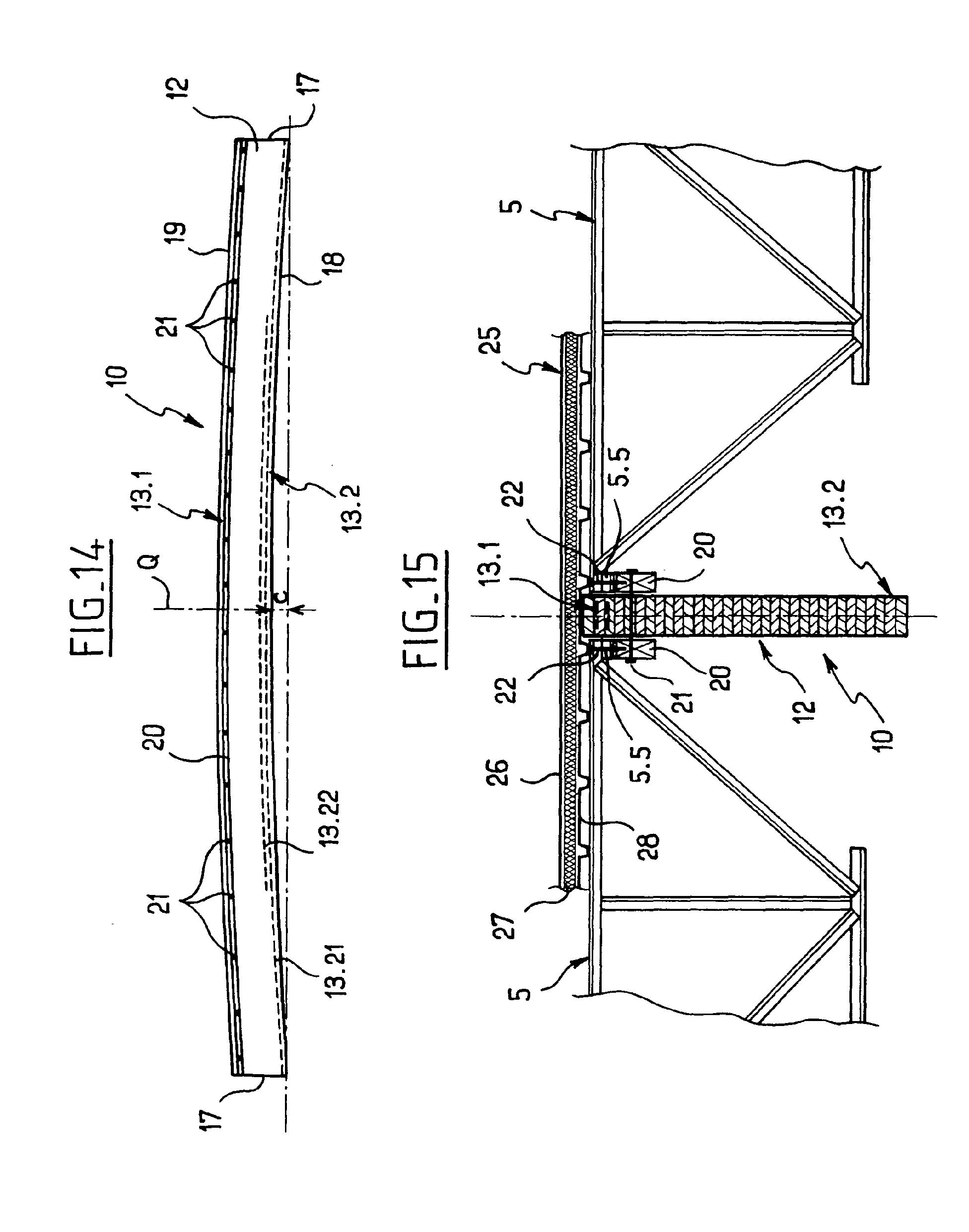 patent ep1529894a1 poutre de longue port e destin e. Black Bedroom Furniture Sets. Home Design Ideas