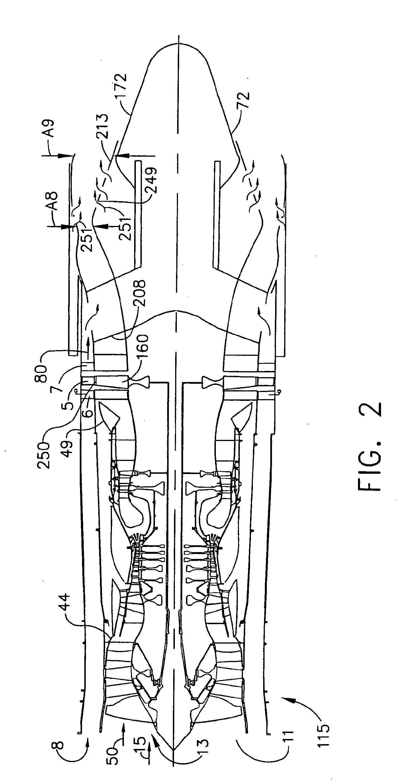 variable cycle engine