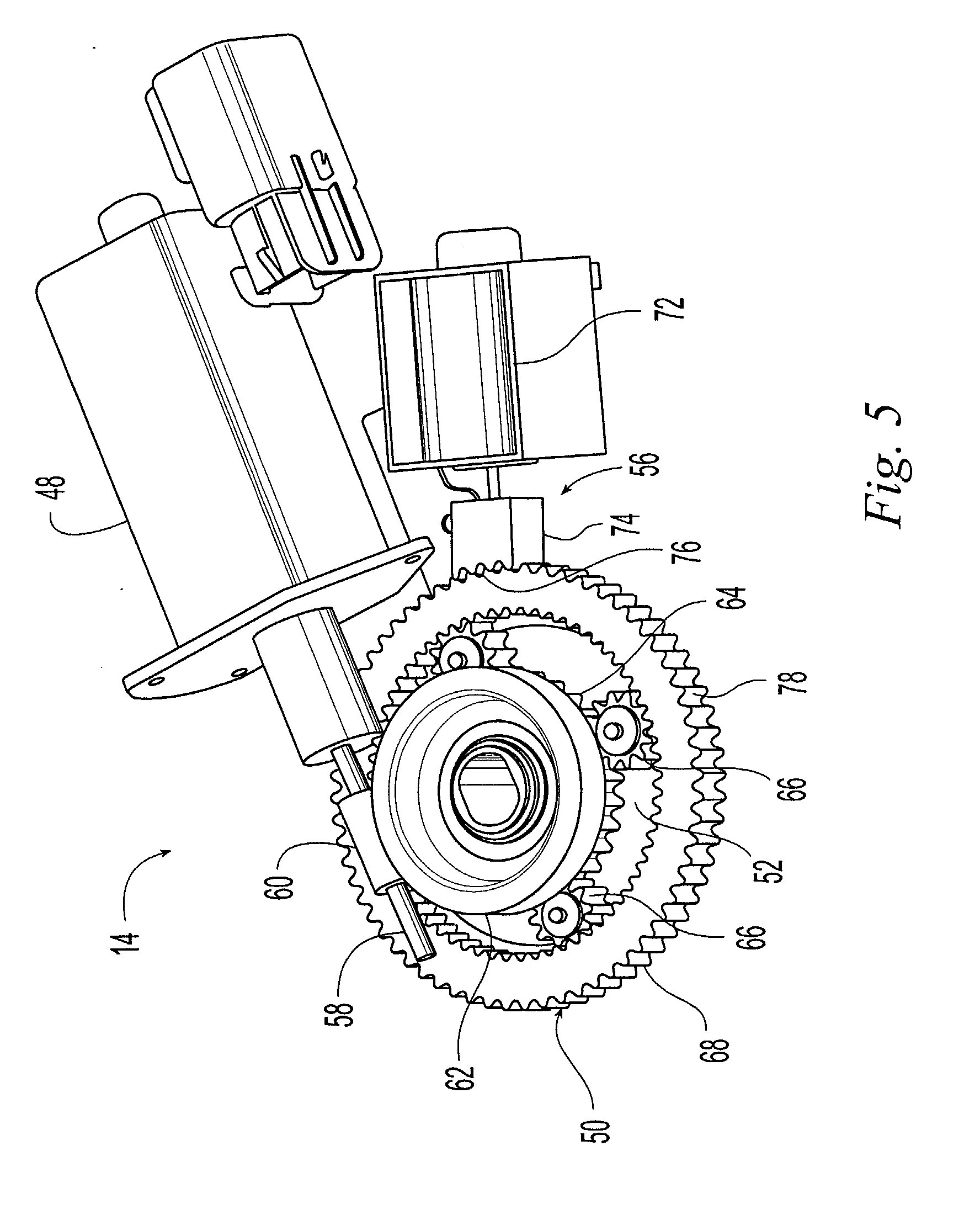 patent ep1536163a2 actuator for shift by wire automatic transmission system patents