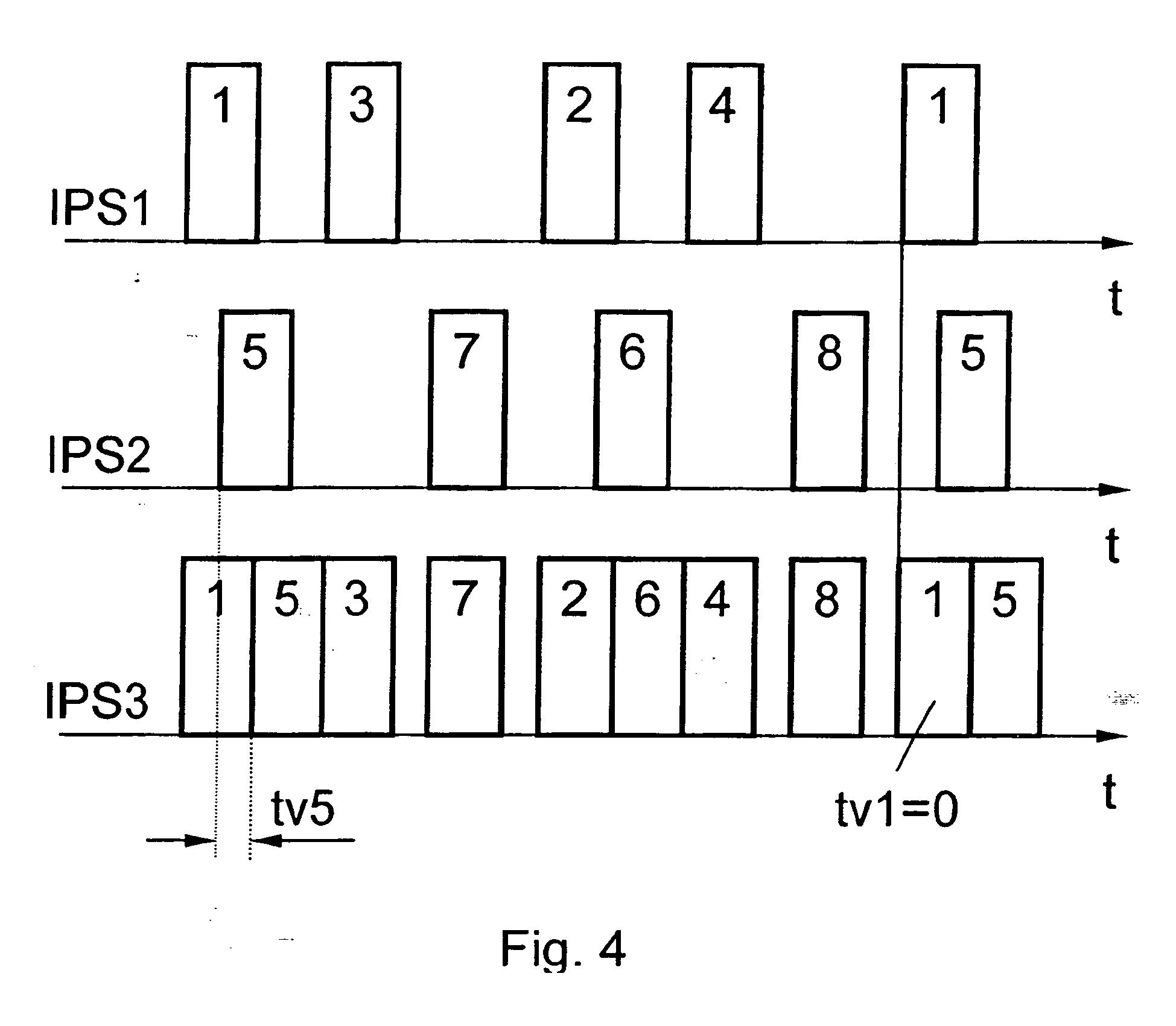 Patent EP1536598B1 - Verfahren zur Paketierung zeitsynchroner Daten ...