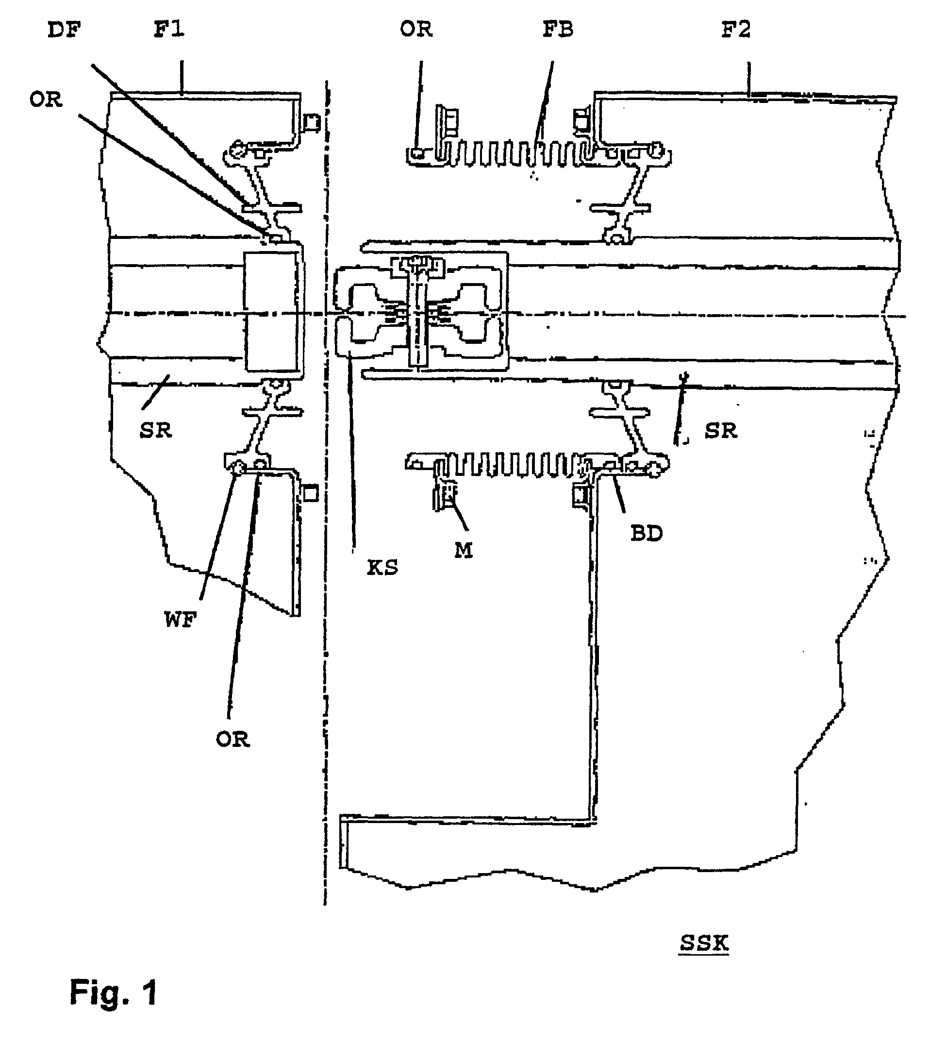 patent ep1547218b1 - bus bar connection for a gas-insulated switchboard system