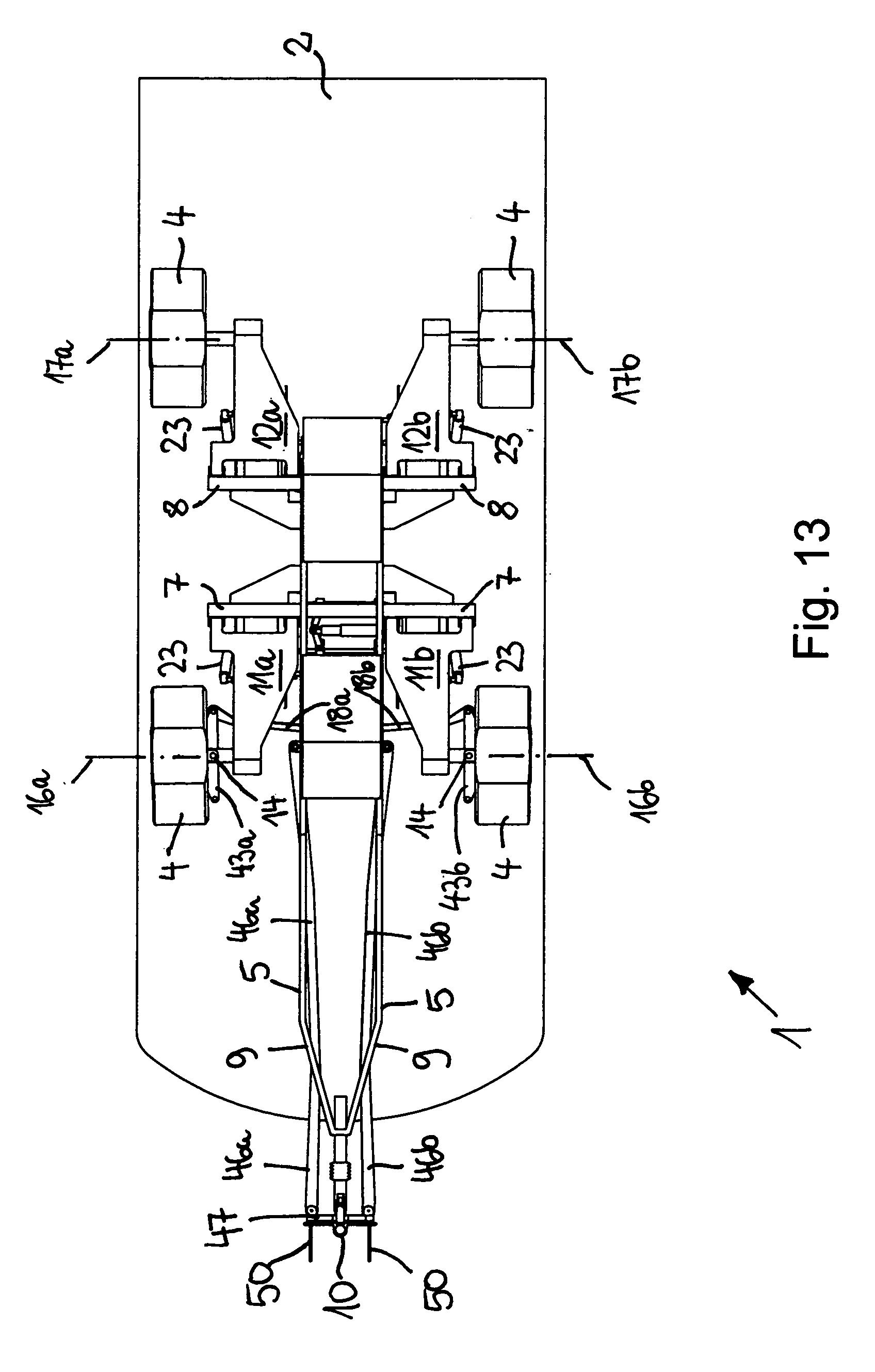 专利ep1557305a1 - fahrzeuganh01nger - google