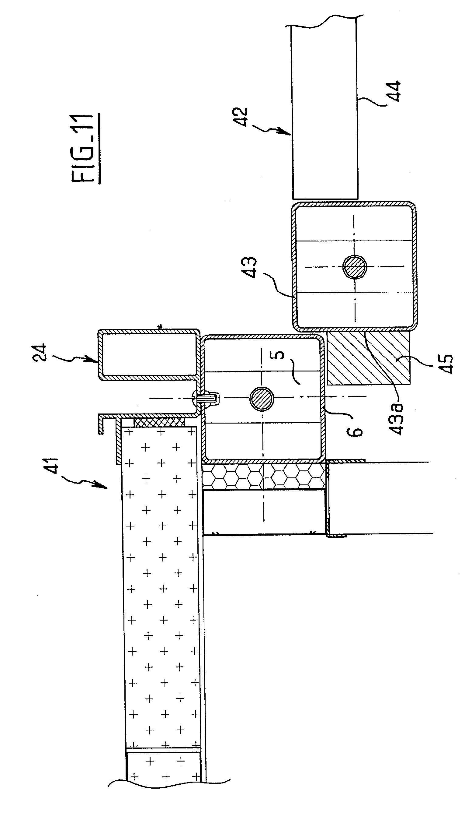Patent ep1564337a1 module pour syst me constructif - Cadre photo rectangulaire long ...