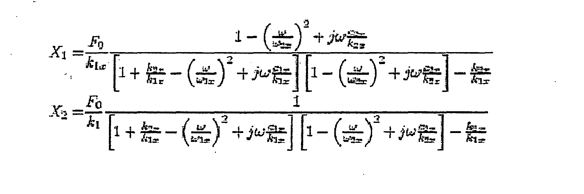 how to cancel out mass in ccentripedal force equation