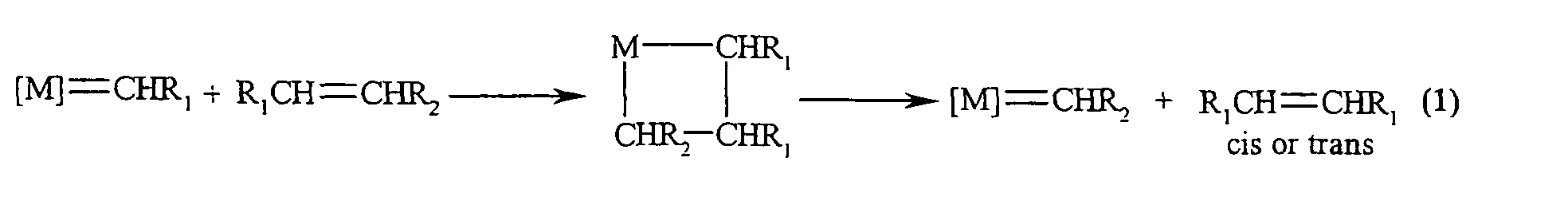 cross methathesis 1 chapter 1 ring-opening cross-metathesis of low-strain cycloolefins abstract the ring-opening cross-metathesis (rocm) of five- through eight-membered ring.