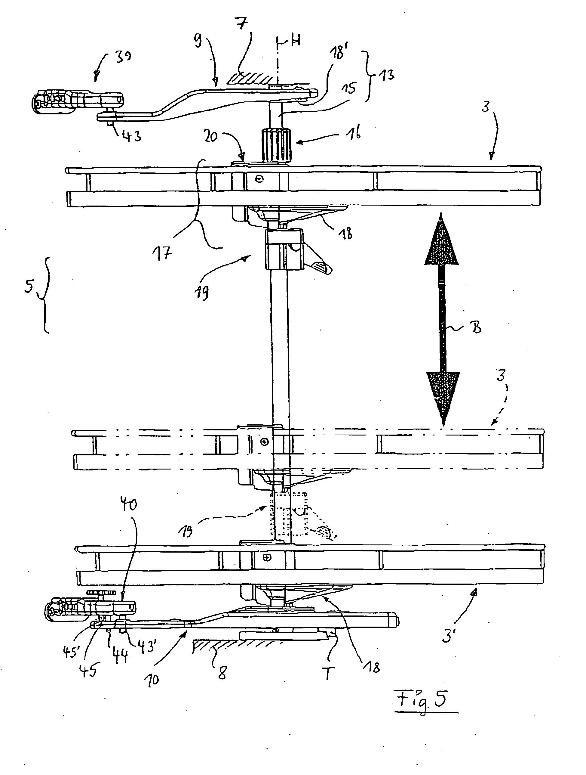 Patente EP1597985B1 - Eckschrank, insbesondere Kücheneckschrank ... | {Kücheneckschrank 9}