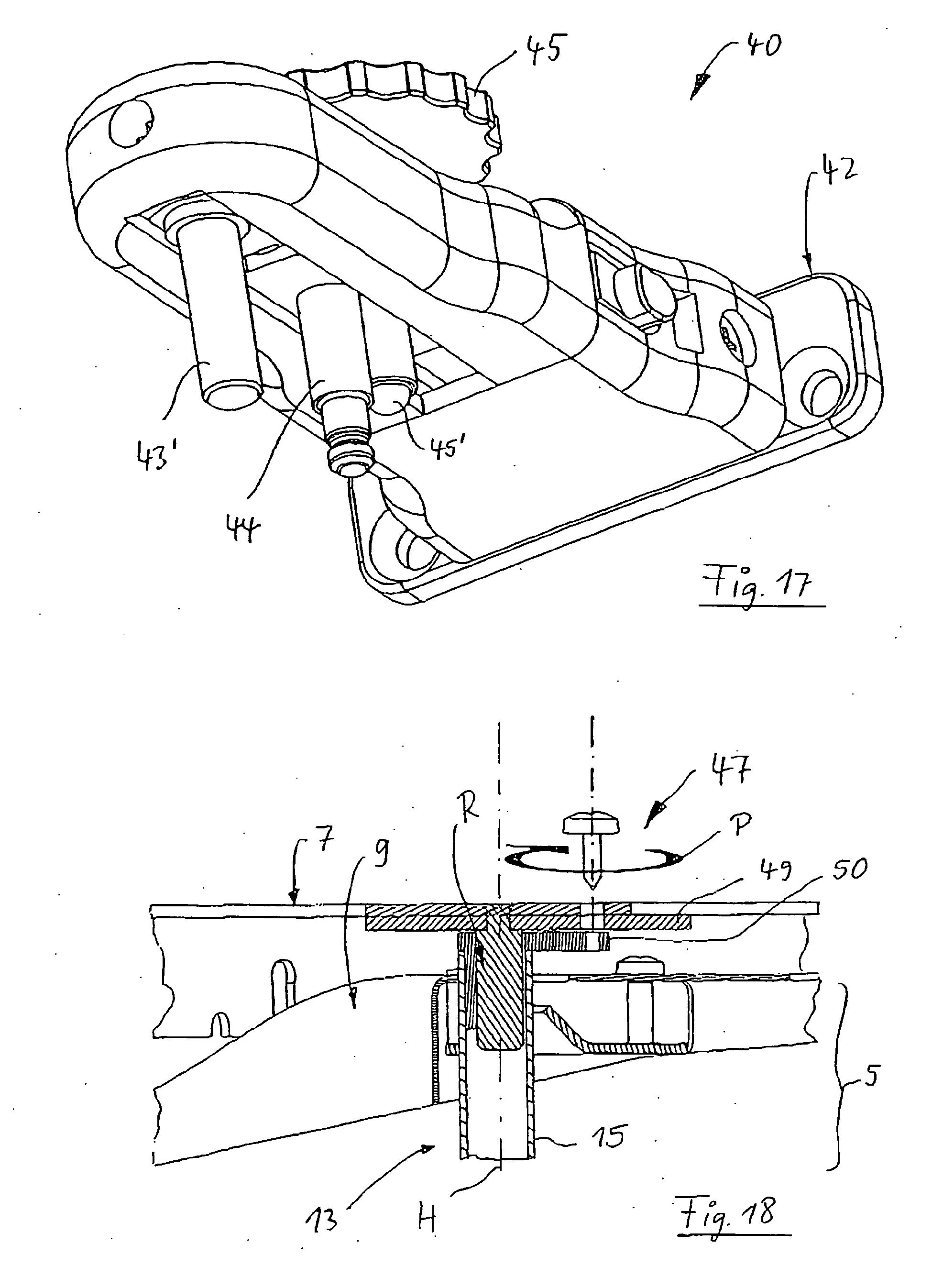 Patente EP1597985B1 - Eckschrank, insbesondere Kücheneckschrank ... | {Kücheneckschrank 38}