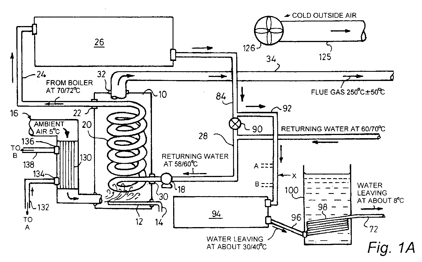 diagrams of heating system piping