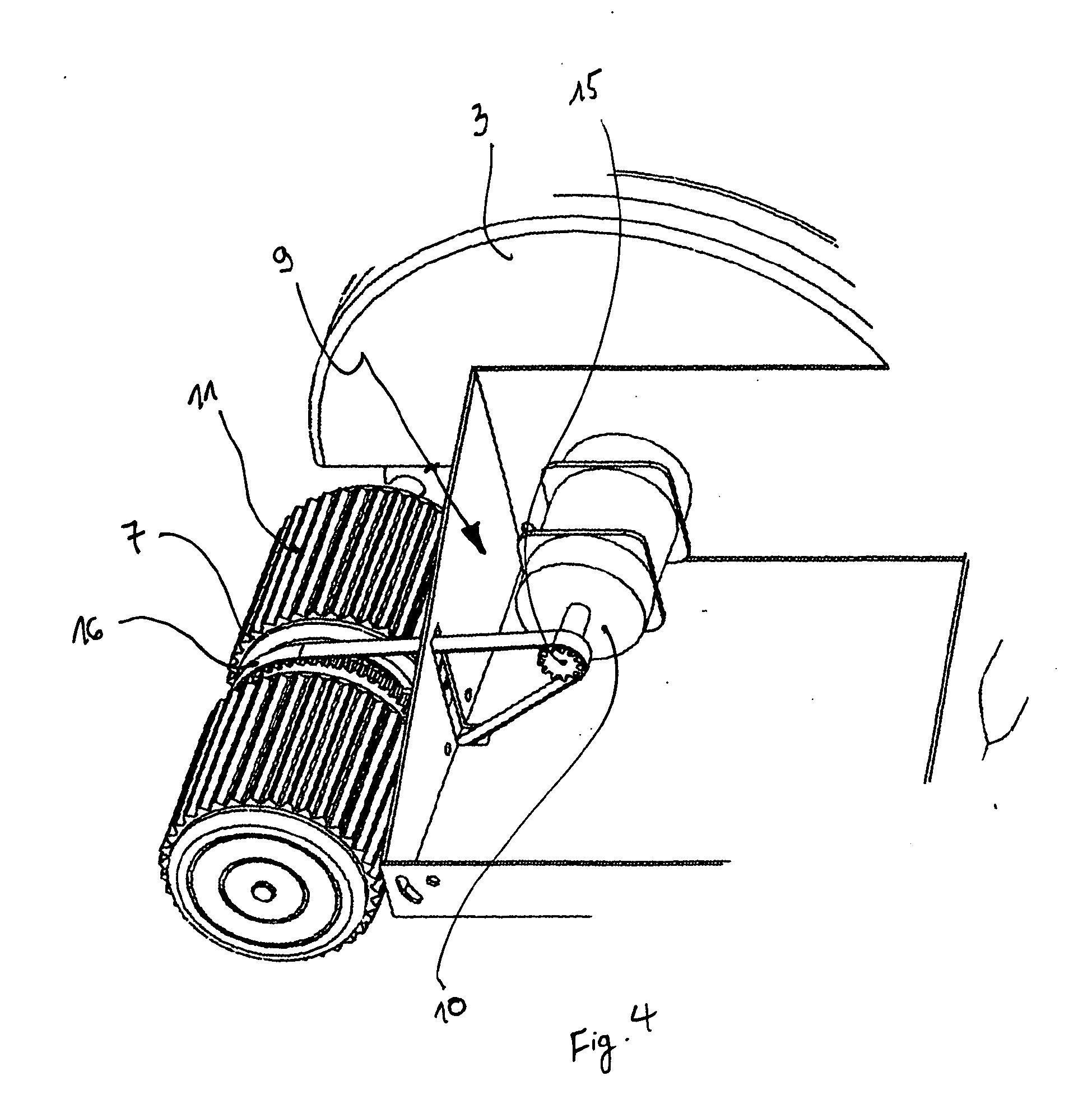 patent ep1616473a1 rasenkantenschneider google patents. Black Bedroom Furniture Sets. Home Design Ideas