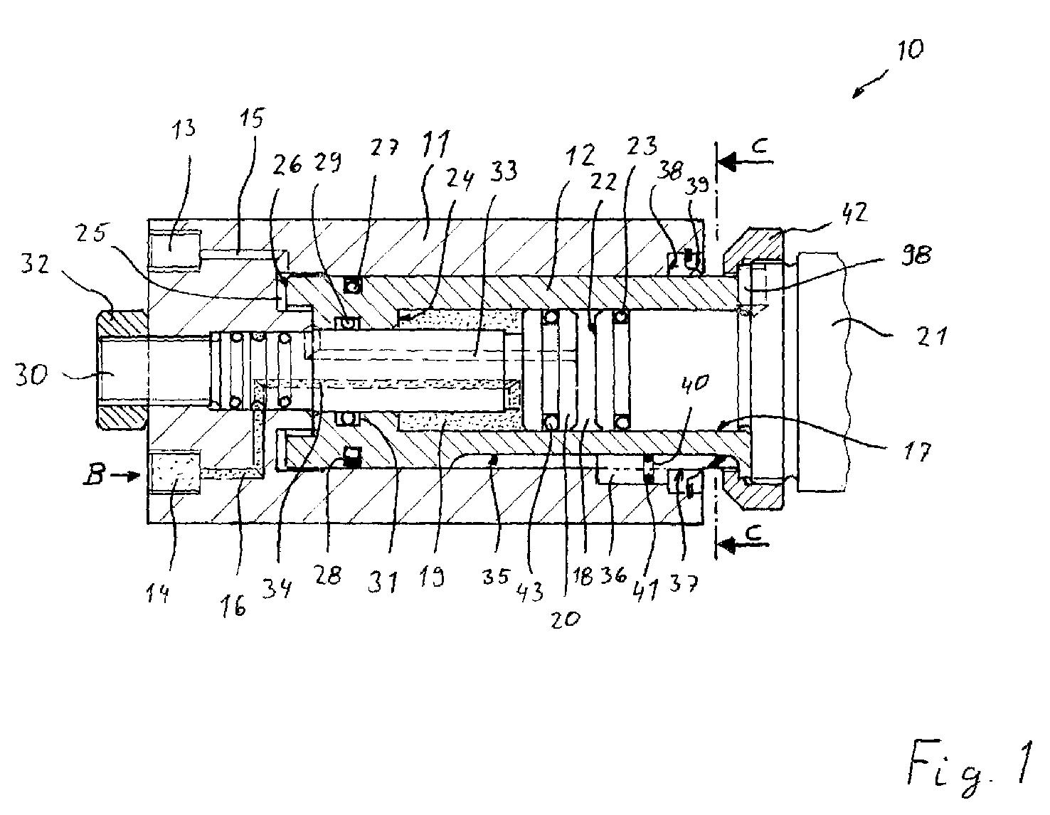 专利ep1621289a3 - clamping