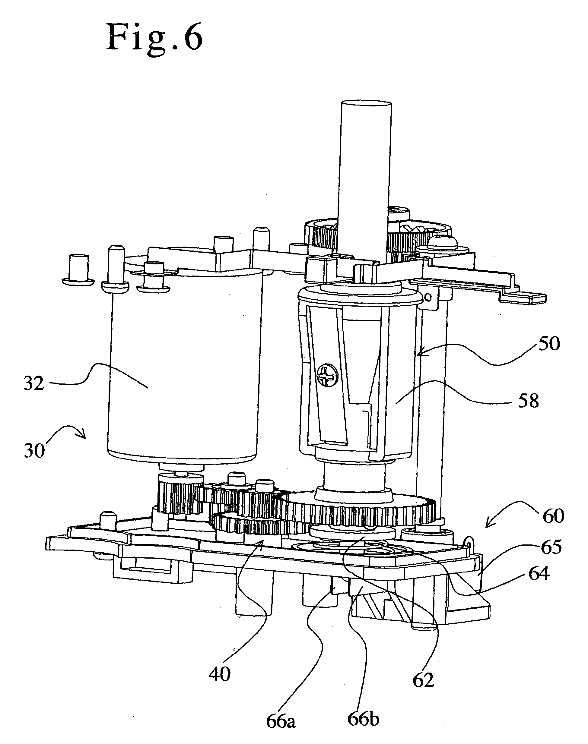 Patent Ep1650049a2 - Pencil Sharpener