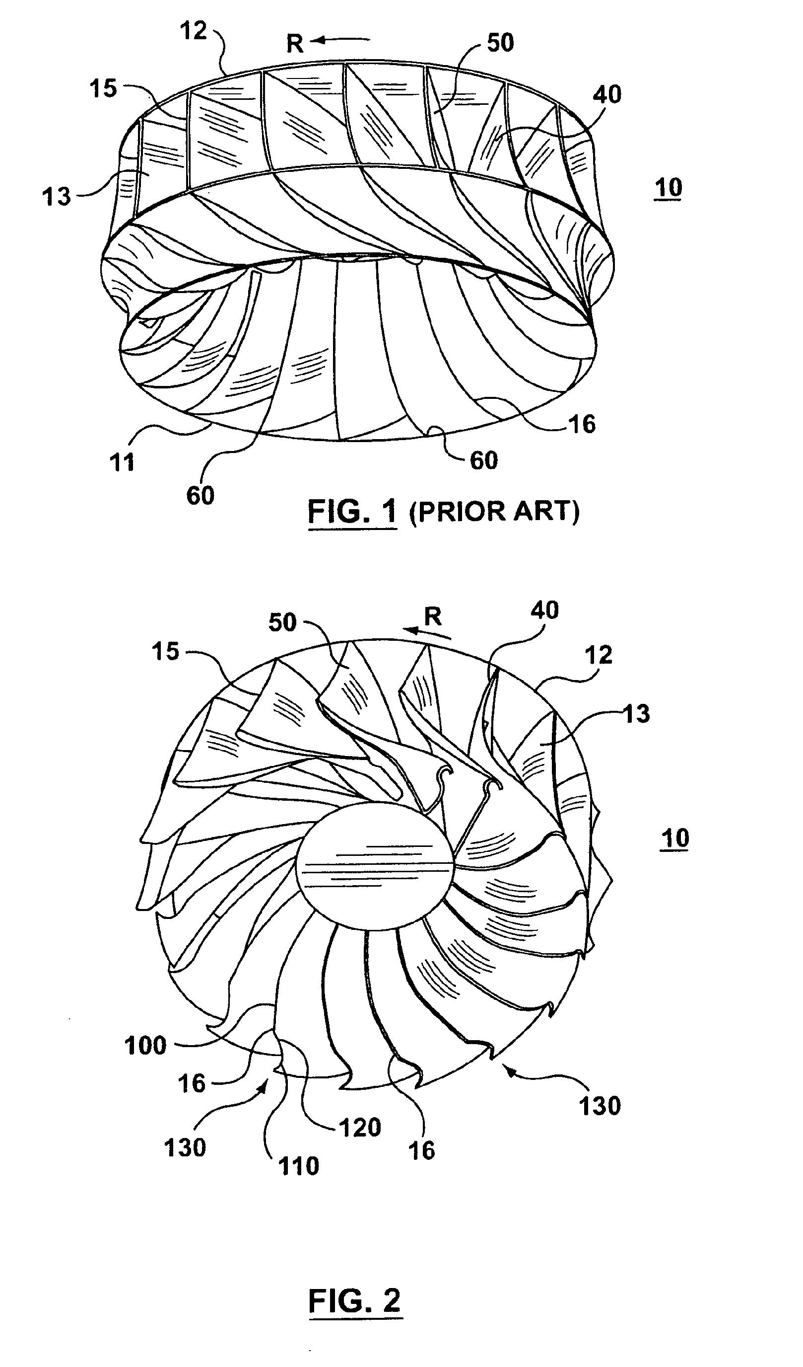 francis turbine diagram hydrofoil diagram