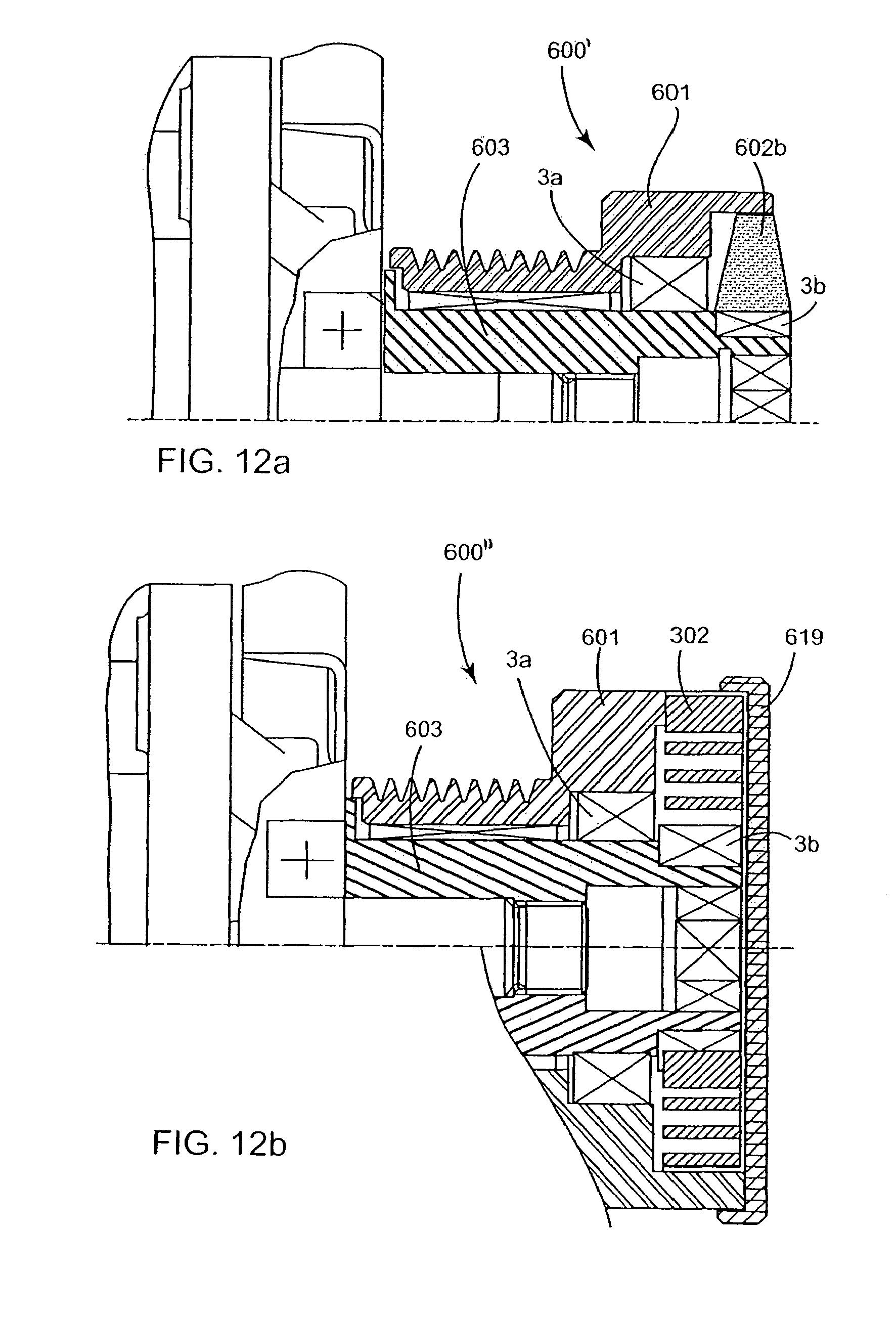 patent ep1662161a1 poulie d 39 organe de transmission de puissance alterno d marreur s par. Black Bedroom Furniture Sets. Home Design Ideas