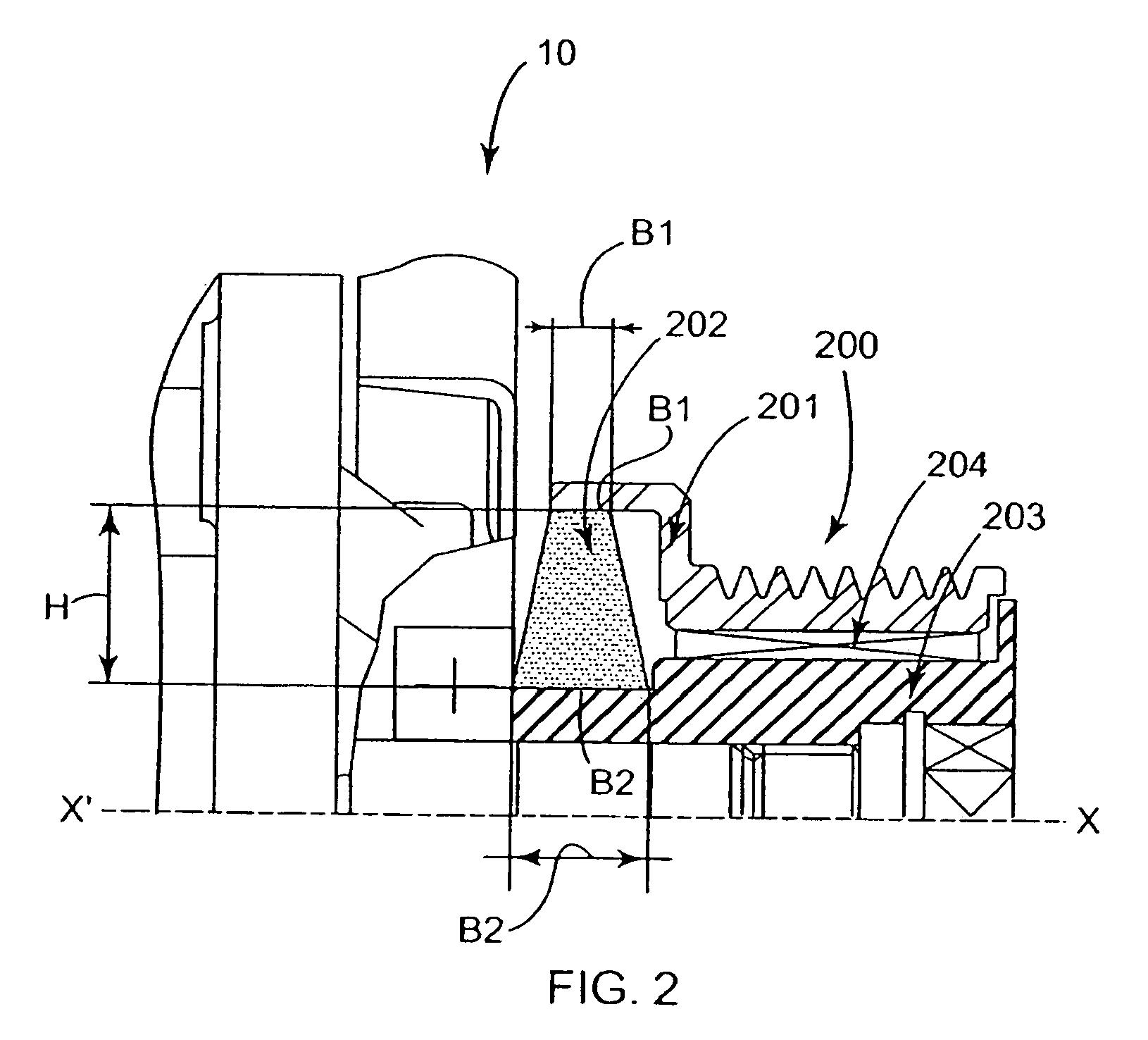 brevet ep1662161b1 poulie d 39 organe de transmission de puissance alterno d marreur s par. Black Bedroom Furniture Sets. Home Design Ideas
