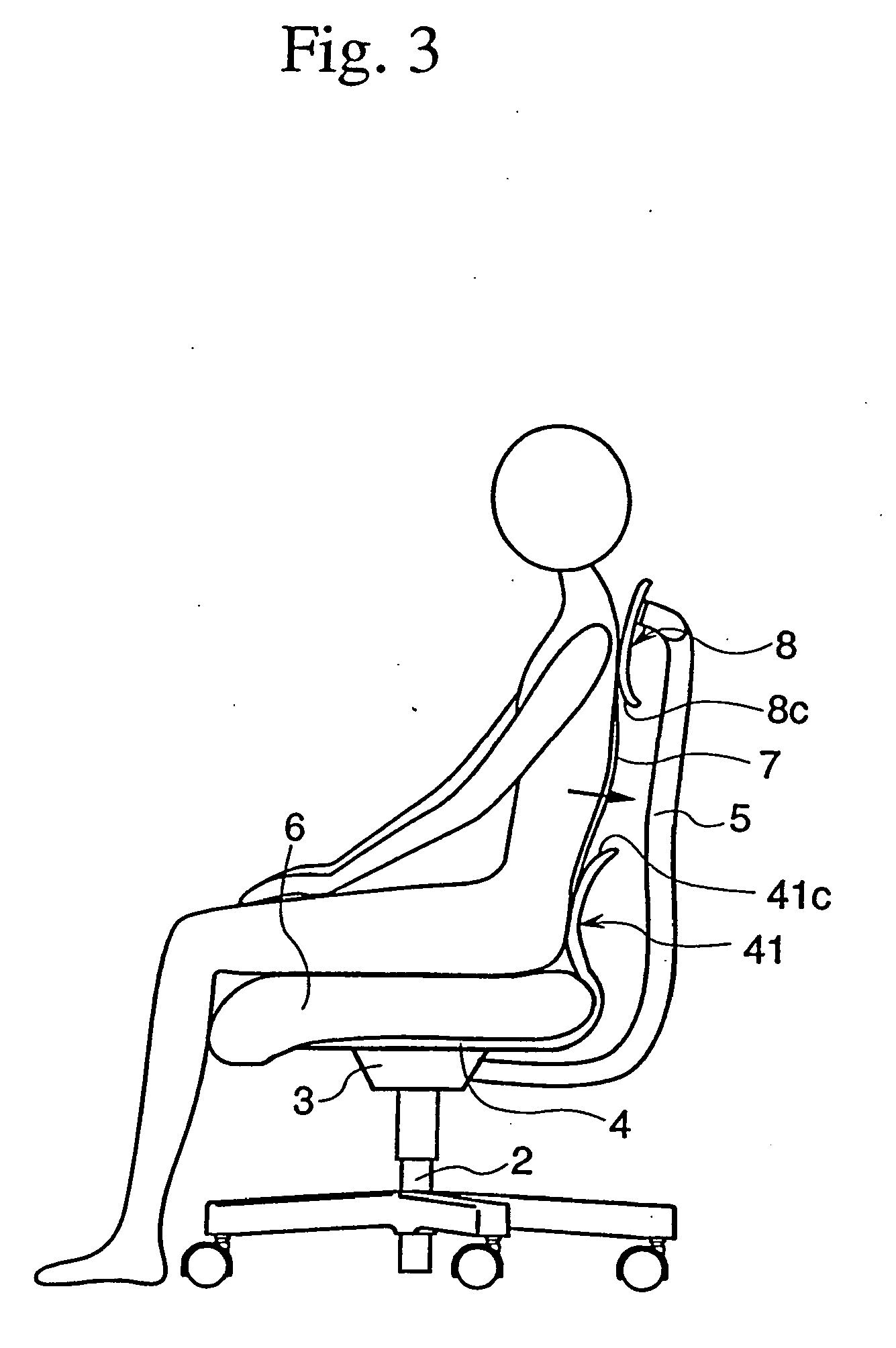 patent ep1688066b1 chair google patents. Black Bedroom Furniture Sets. Home Design Ideas