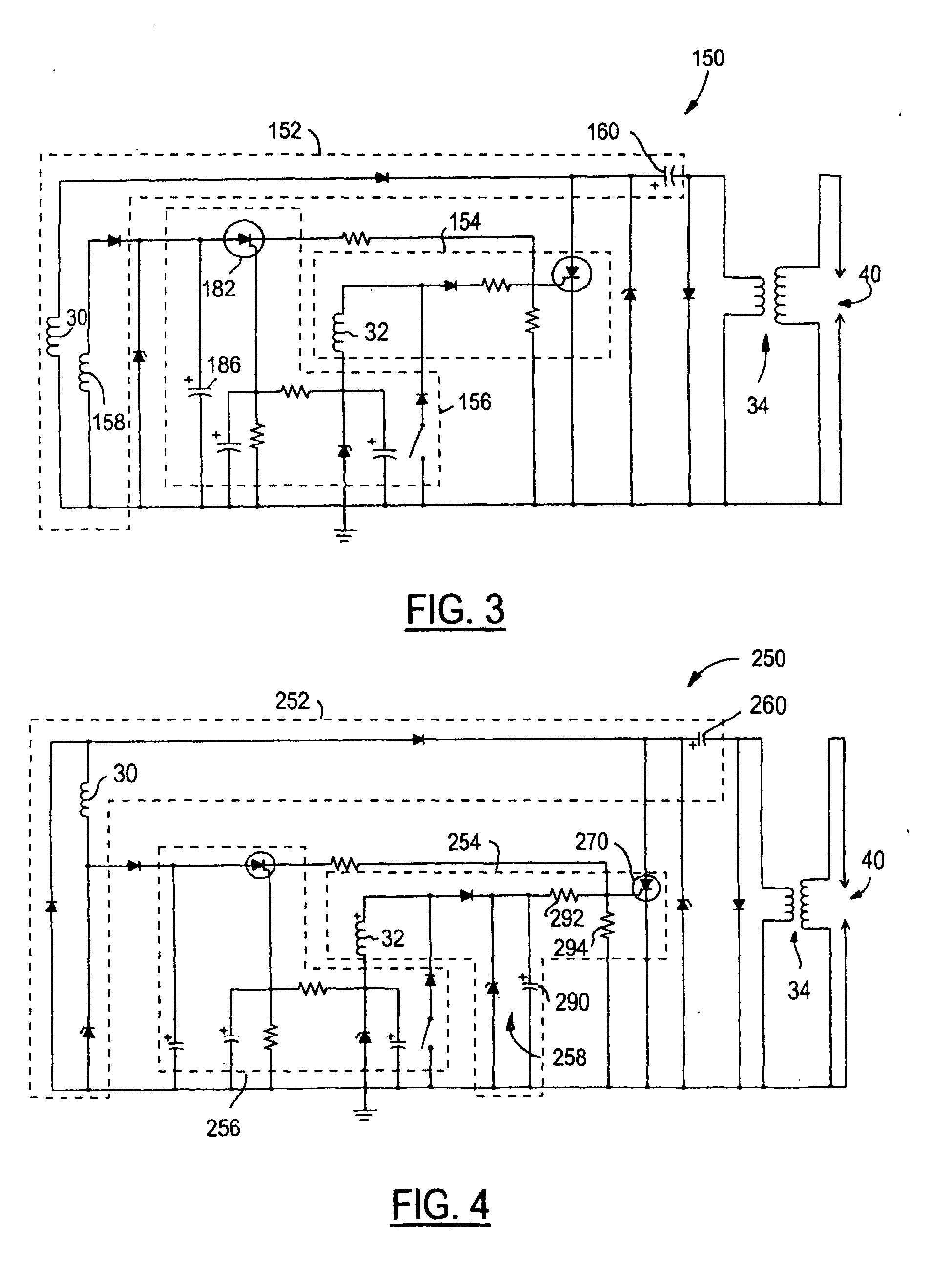 patent ep1691053a2 - control circuit for capacitor discharge ignition system