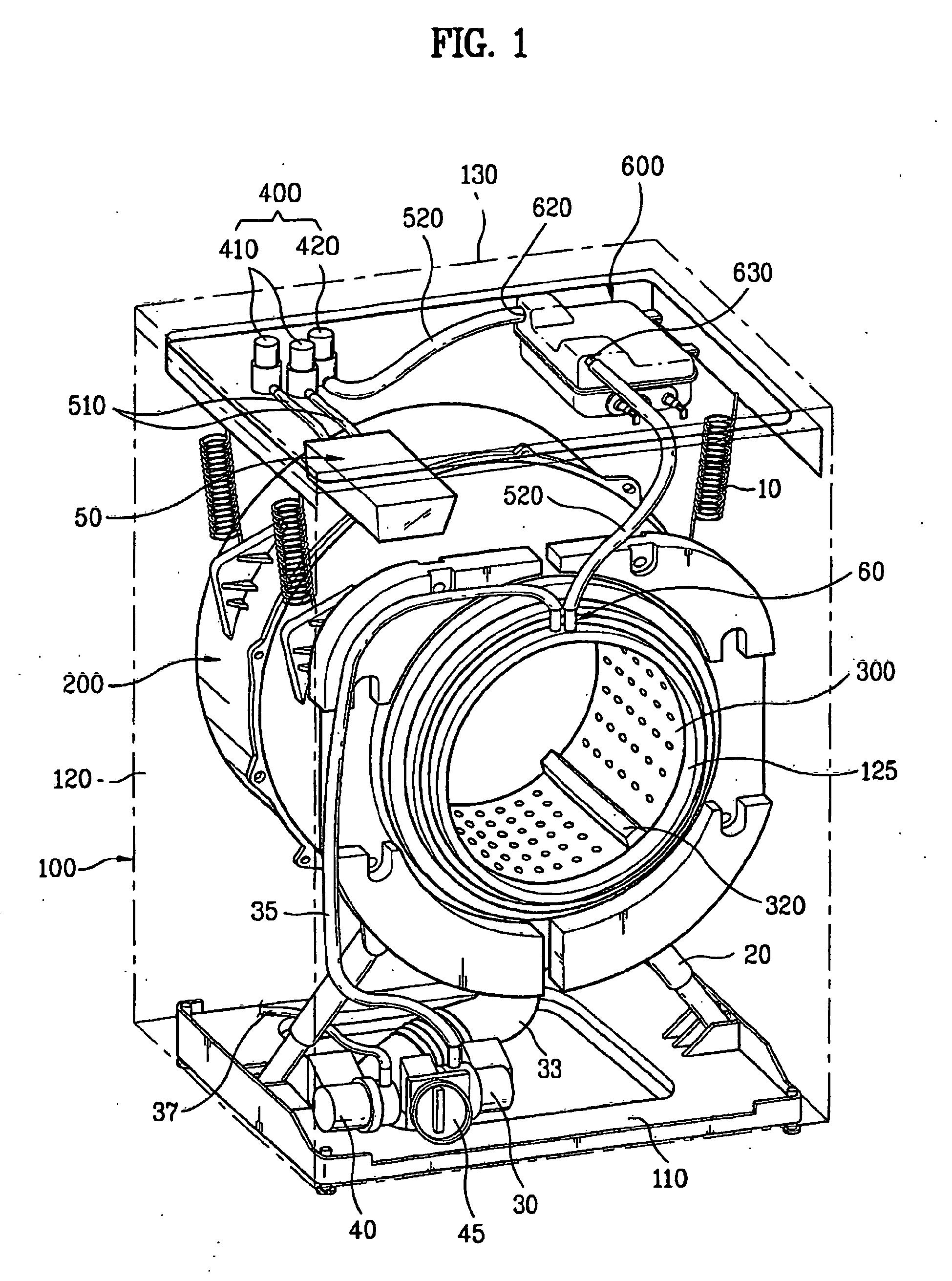 Washing Machine Drawing ~ Patent ep b washing machine and control method