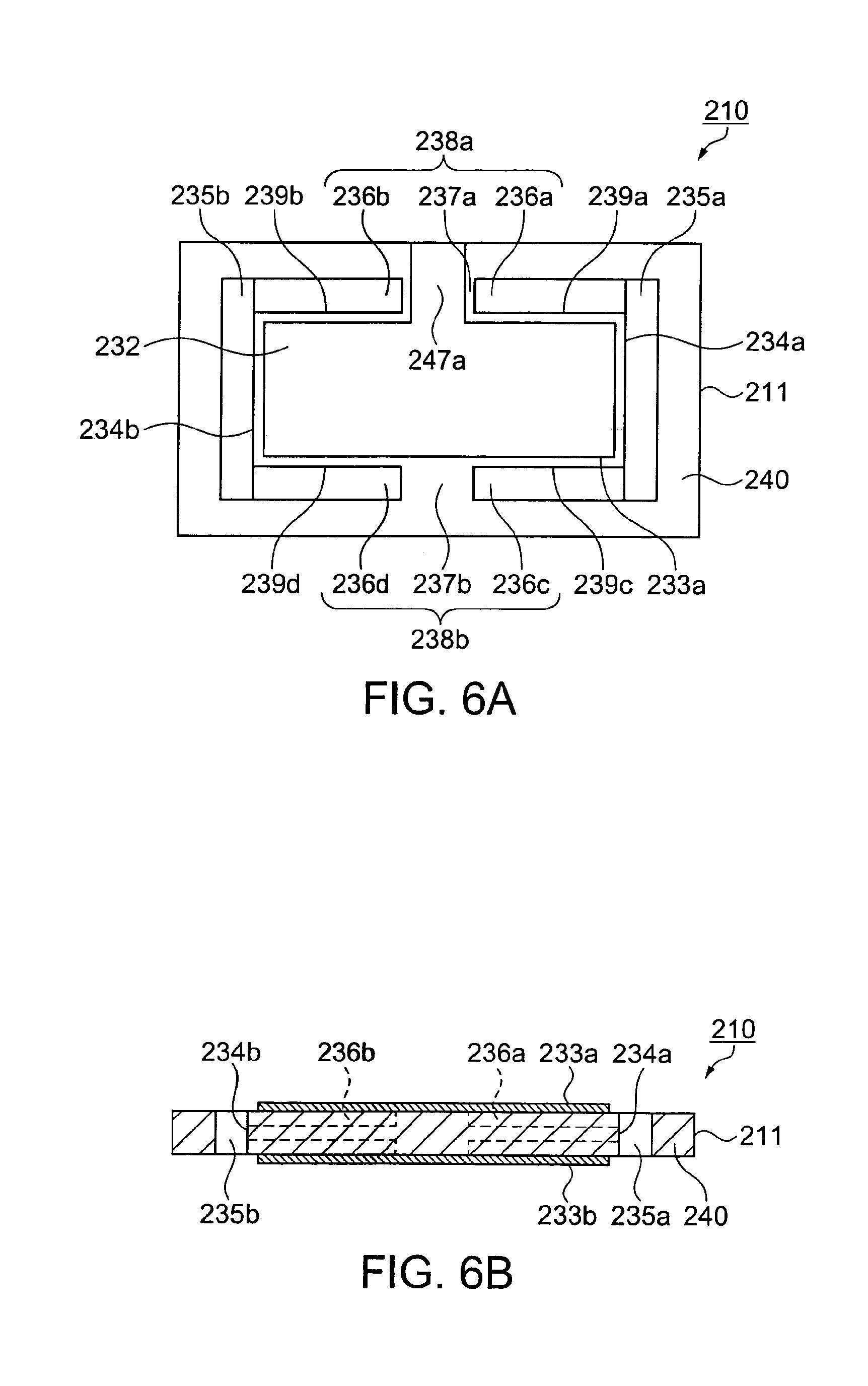 专利ep1696561a2 - piezoelectric