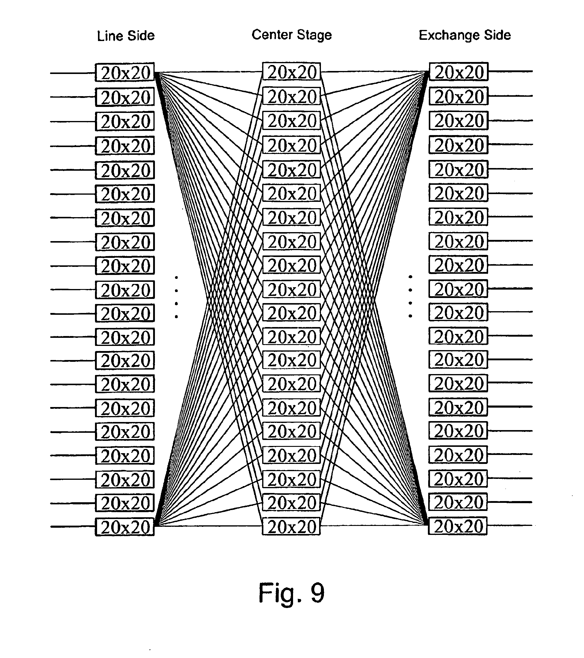 imgf0006 patent ep1698183b1 method and system for remotely automating krone patch panel wiring diagram at panicattacktreatment.co
