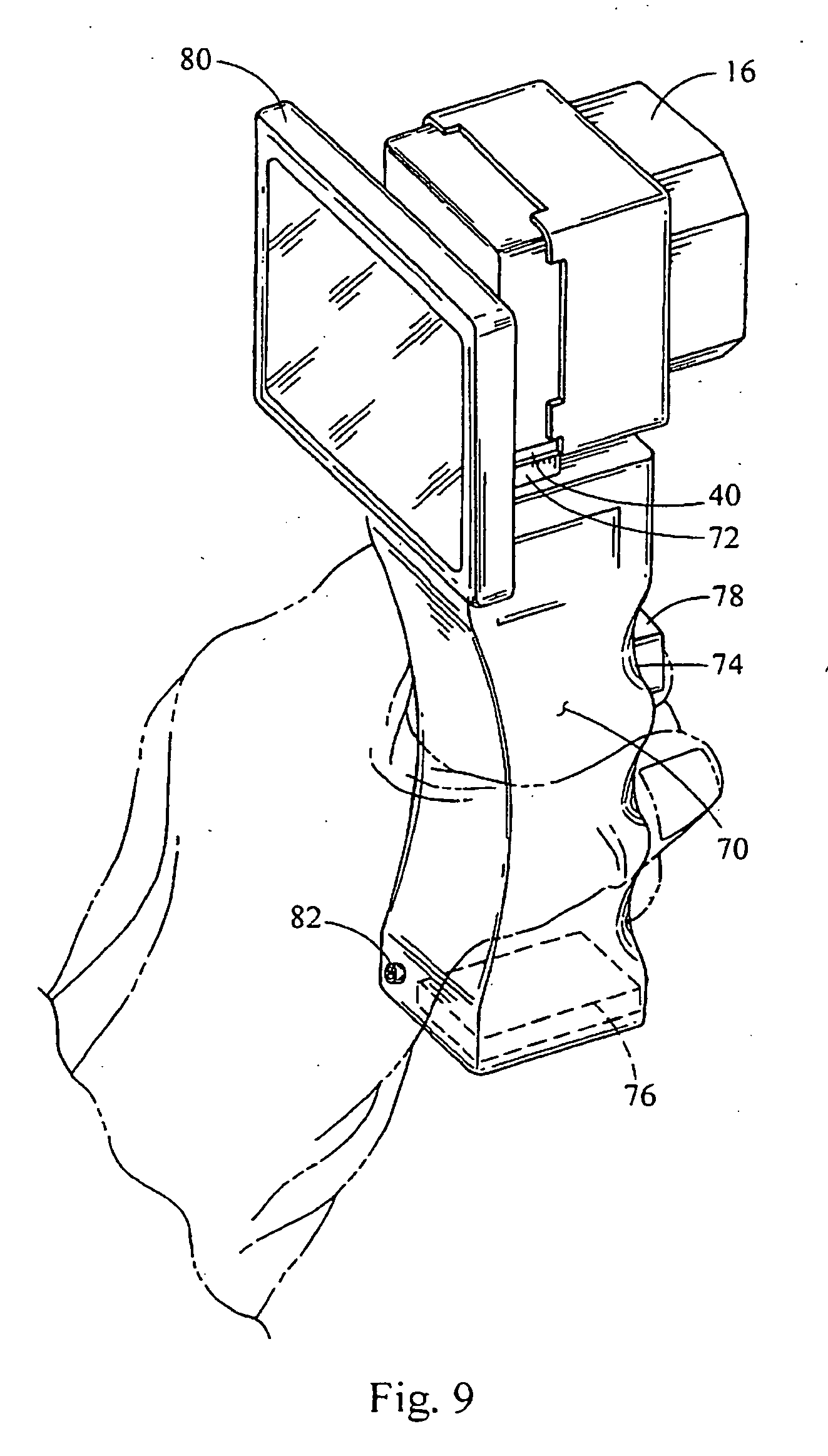 Patent EP1711004B1 - Night vision camera mount quick ...