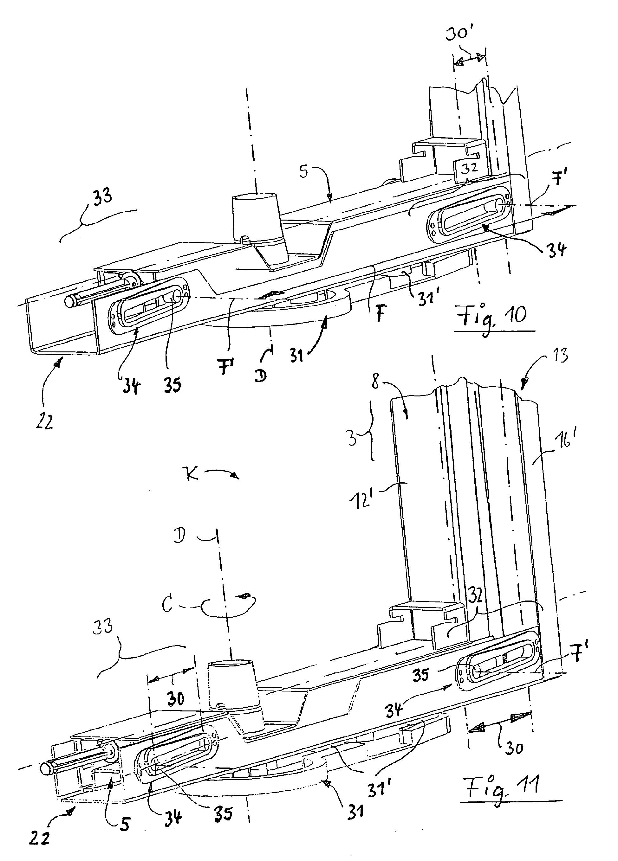 Patente EP1712153B1 - Eckschrank, insbesondere Kücheneckschrank ... | {Kücheneckschrank 23}