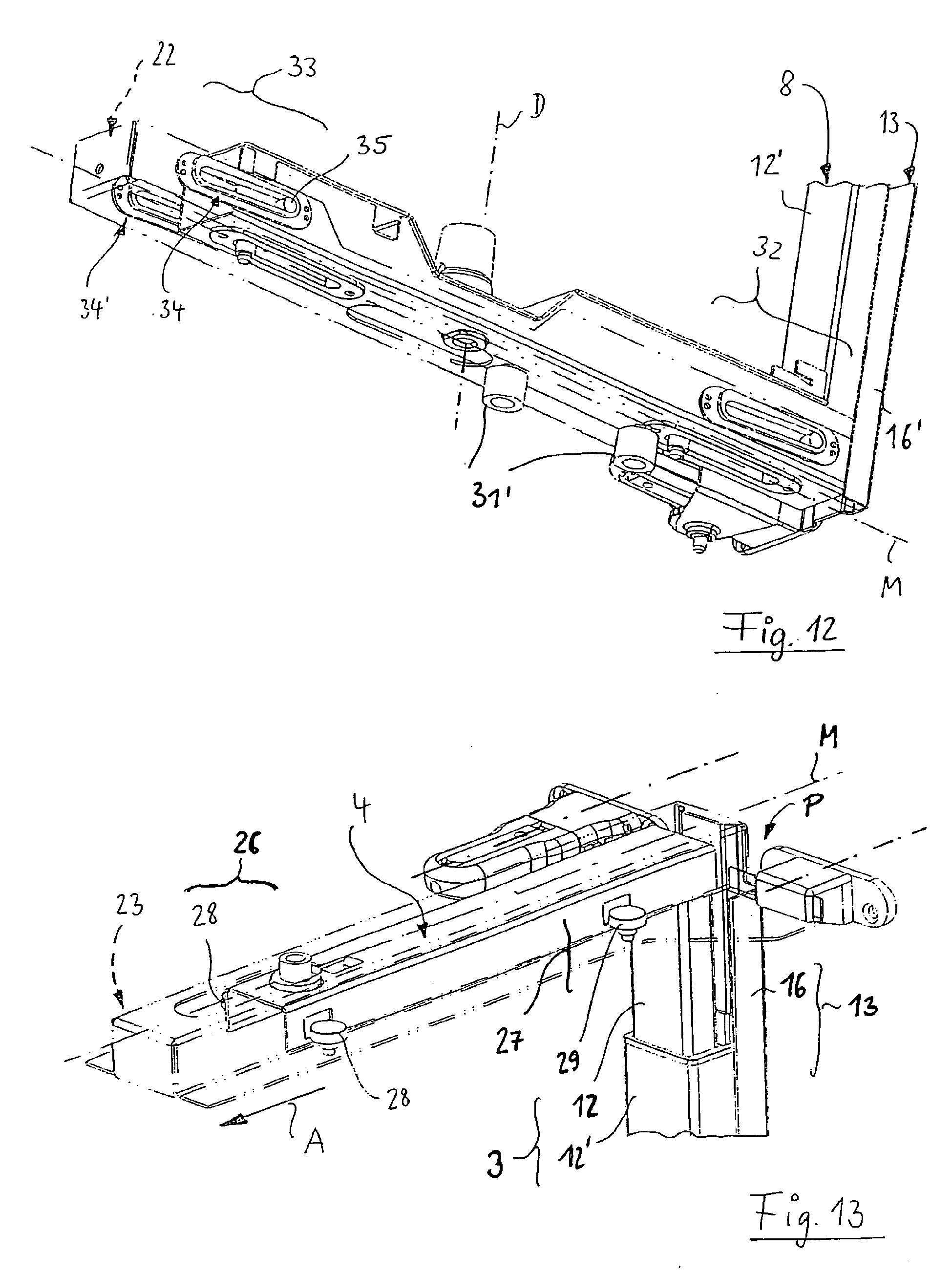 Patente EP1712153B1 - Eckschrank, insbesondere Kücheneckschrank ... | {Kücheneckschrank 21}