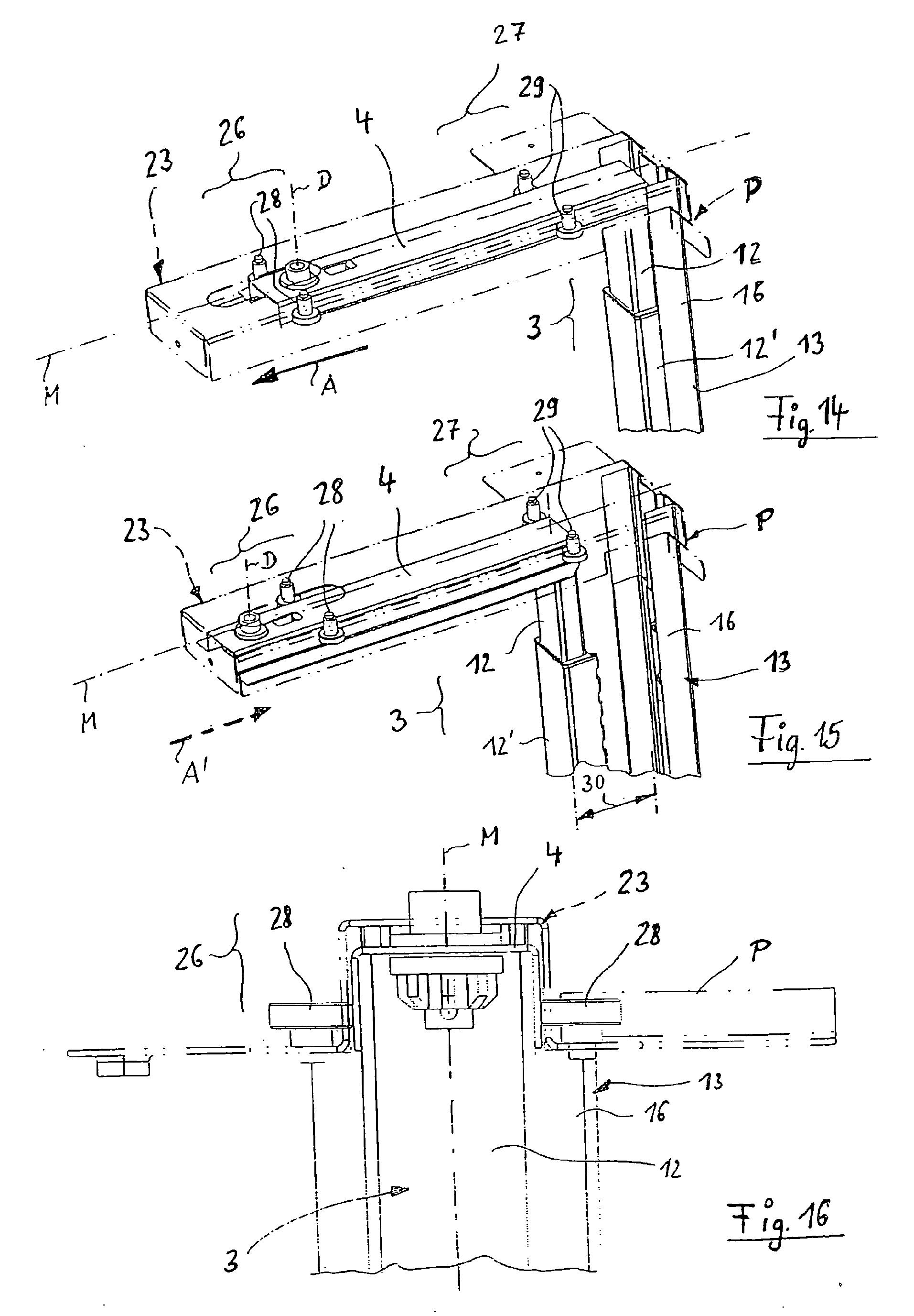 Patente EP1712153B1 - Eckschrank, insbesondere Kücheneckschrank ... | {Kücheneckschrank 22}
