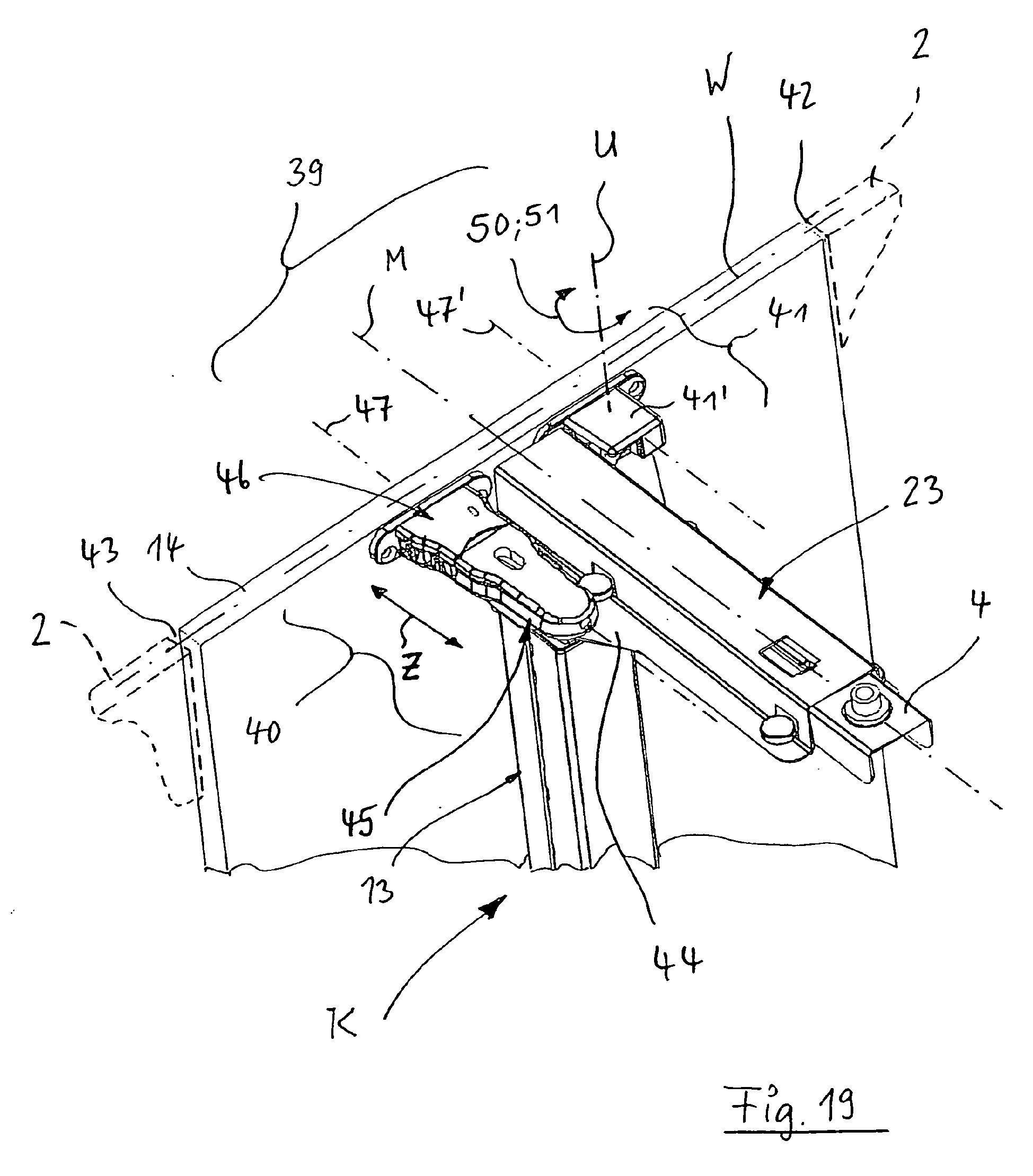 Patente EP1712153B1 - Eckschrank, insbesondere Kücheneckschrank ... | {Kücheneckschrank 25}