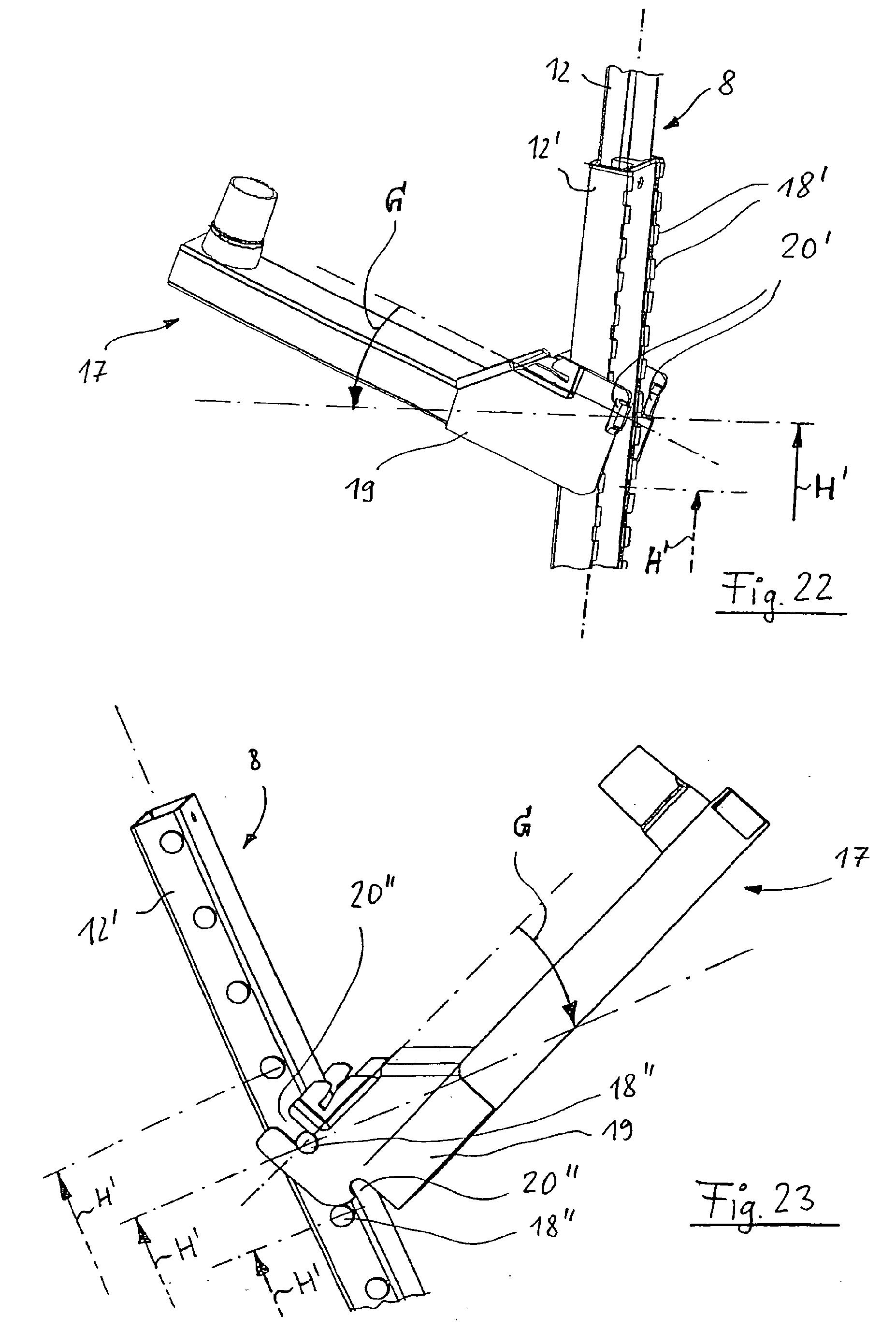 Patente EP1712153B1 - Eckschrank, insbesondere Kücheneckschrank ... | {Kücheneckschrank 16}