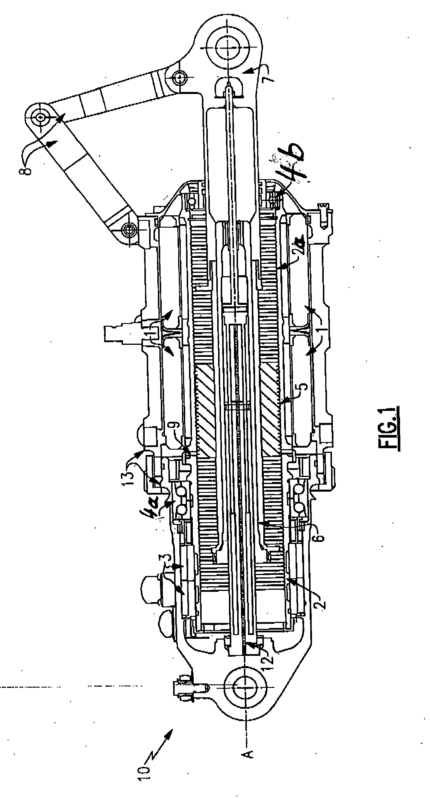 patent ep1731421b1 - electro-mechanical linear actuator