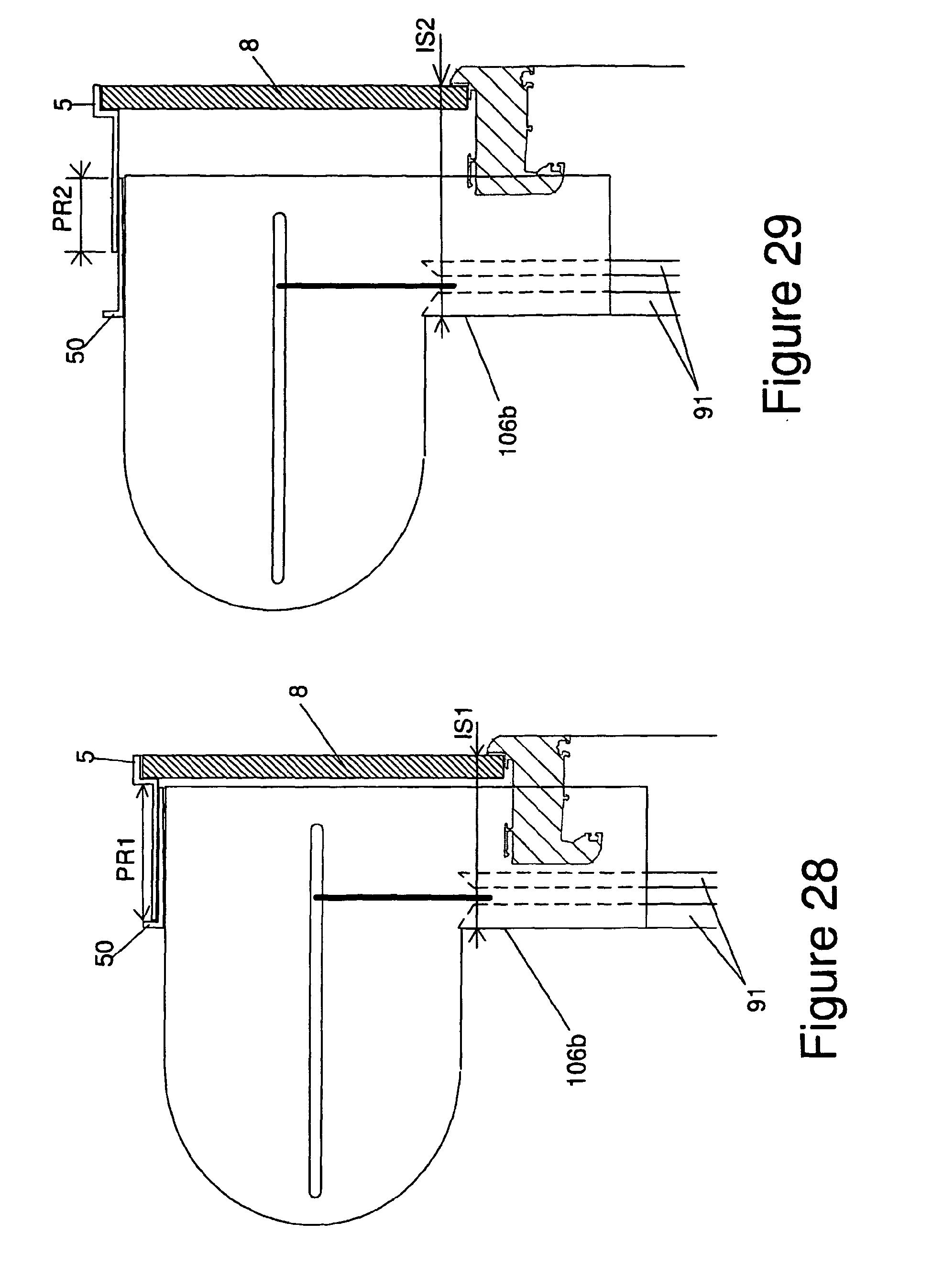 Patent ep1741872b1 syst me de volet roulant encastrable et non apparent g - Volet roulant encastrable ...