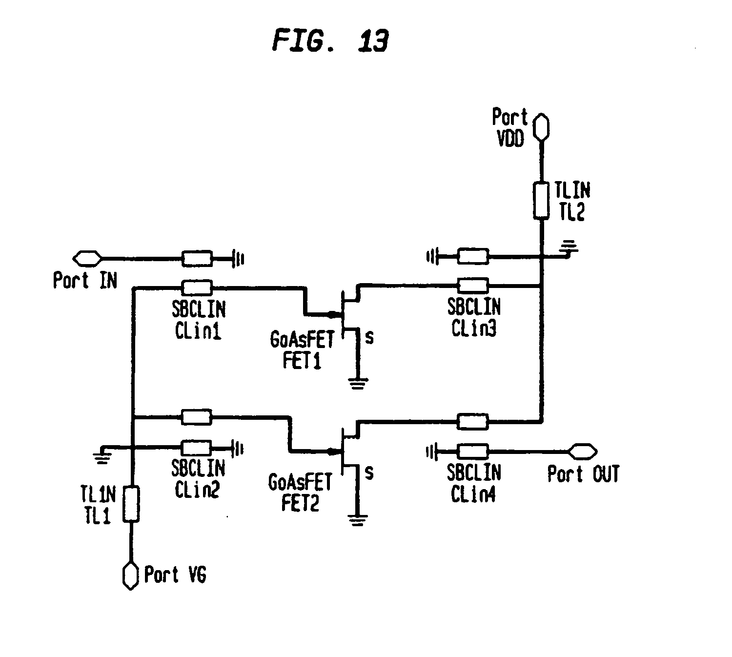 patent ep1758200b1 - multilayer planar balun transformer  mixers and amplifiers