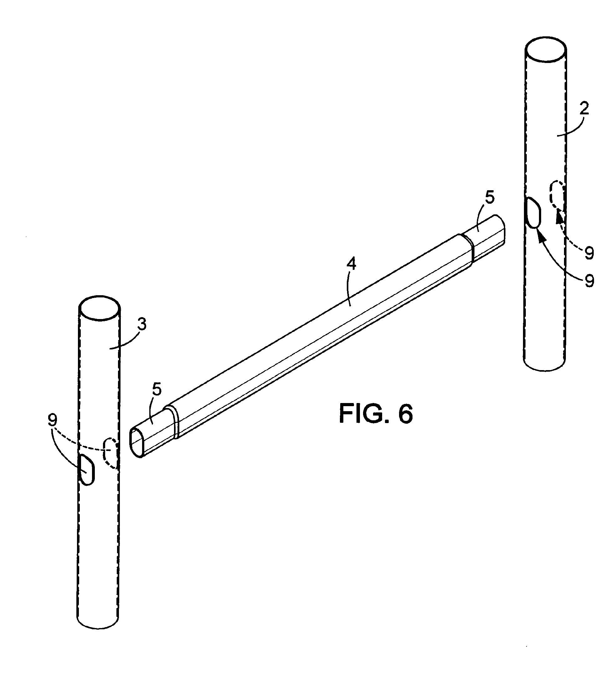 patent ep1762694a2 echelle m tallique et proc d de fabrication d 39 une telle chelle google. Black Bedroom Furniture Sets. Home Design Ideas