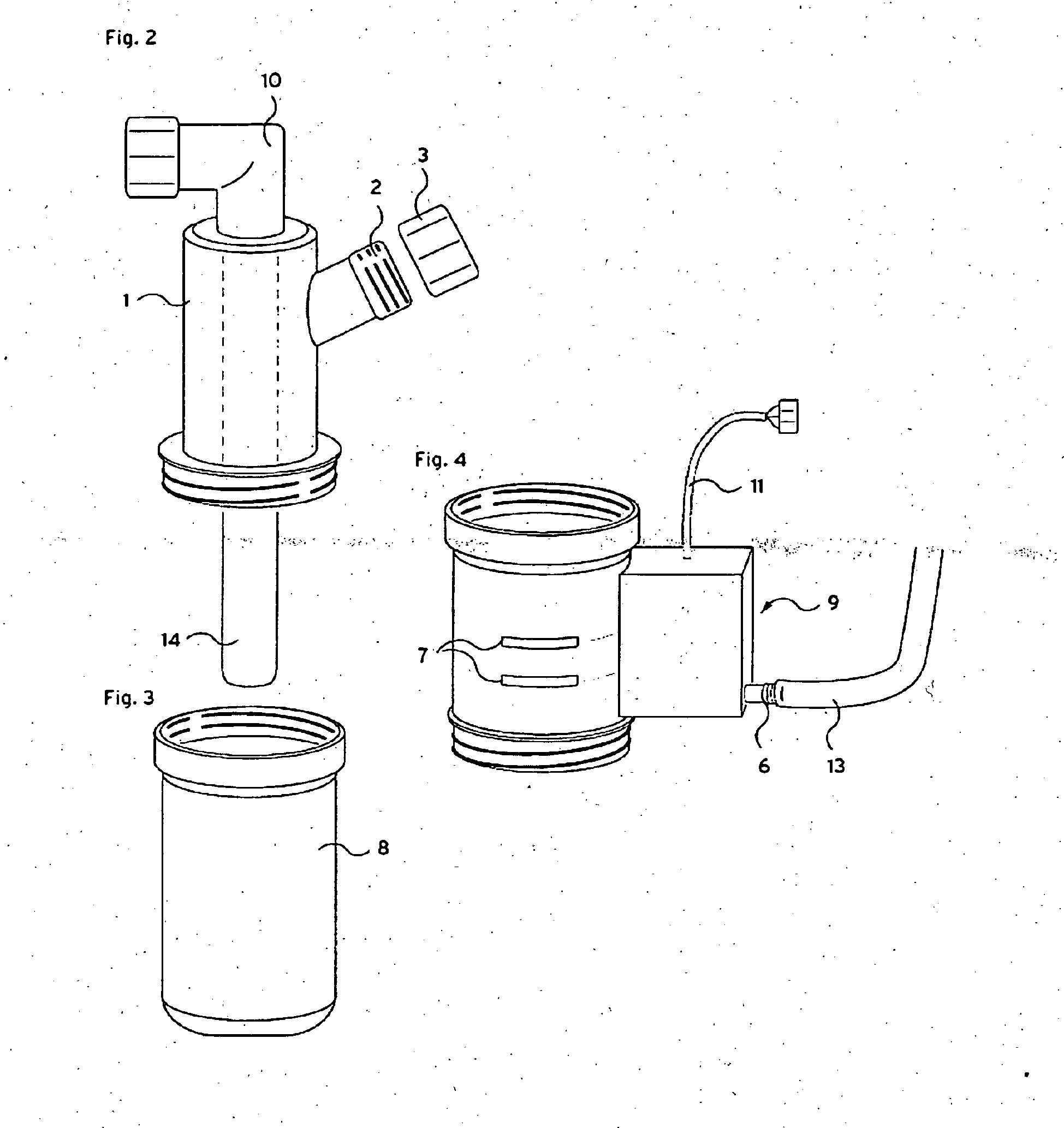 patent ep1762791b1 beh lterteil zur abf hrung von. Black Bedroom Furniture Sets. Home Design Ideas