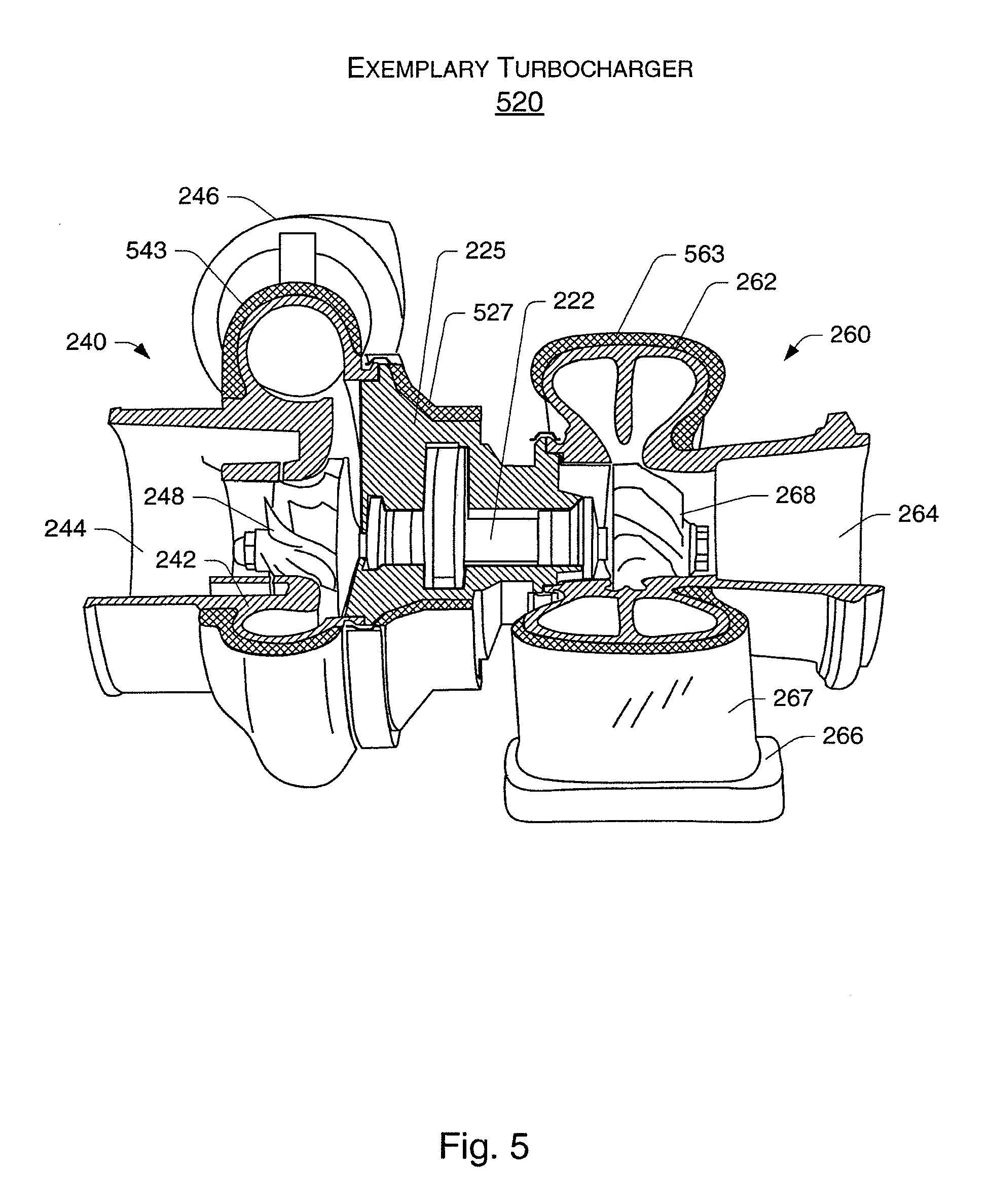 Electric Turbocharger Patents: Turbocharger Containment Shield