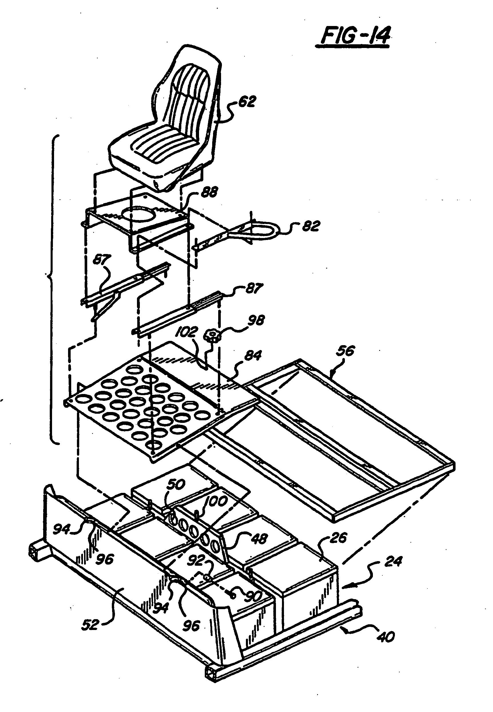 patent ep1790205b1 elektrisch selbstfahrender rasenm her. Black Bedroom Furniture Sets. Home Design Ideas