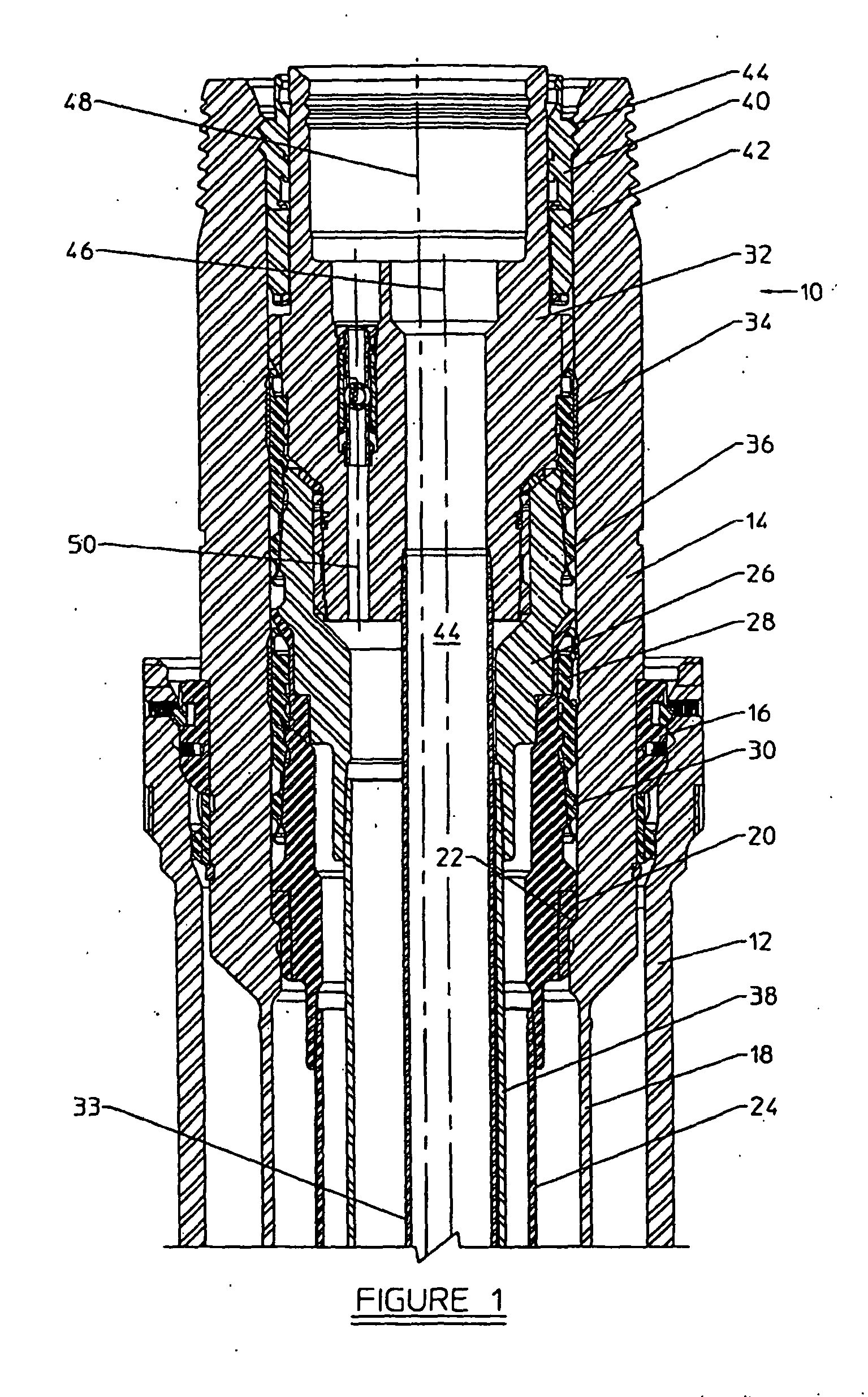 Patent ep a wellhead comprising tubing hanger
