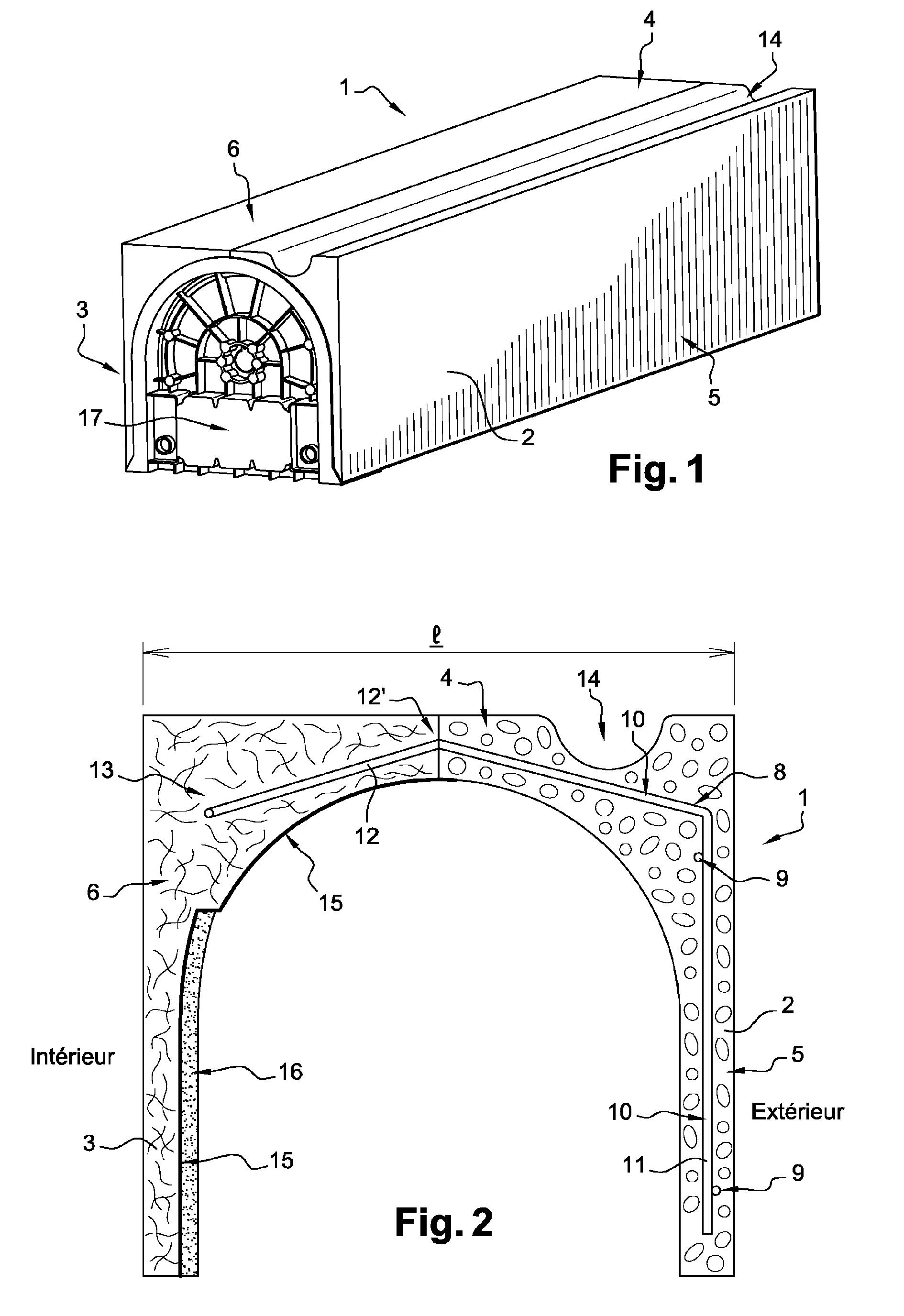 Patent ep1803888a1 rollladenkasten und verfahren zu for Reduire fenetre