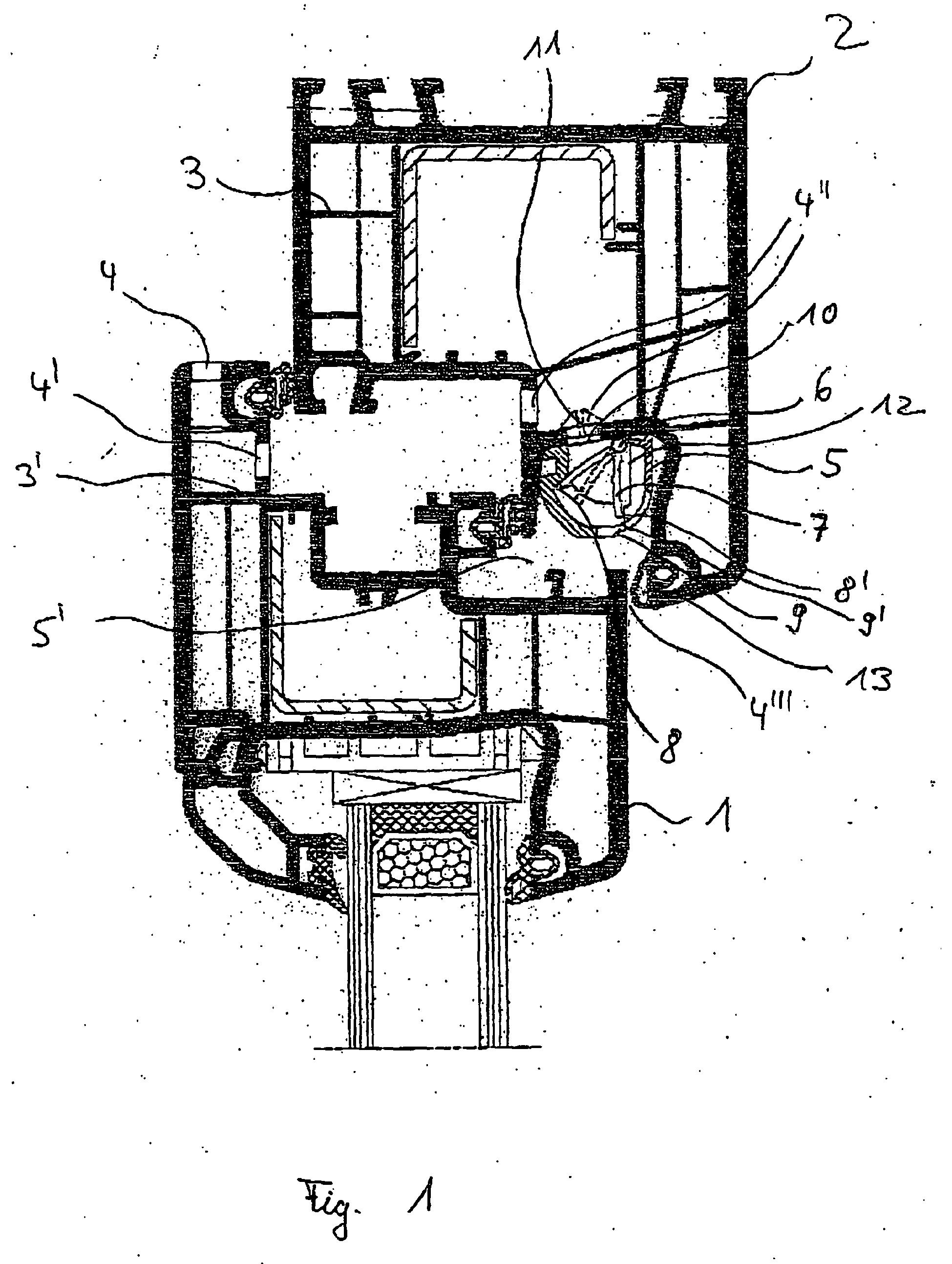 Patent ep1837477b1 fen tre ou porte dot e d 39 une a ration for Aeration d une chambre sans fenetre