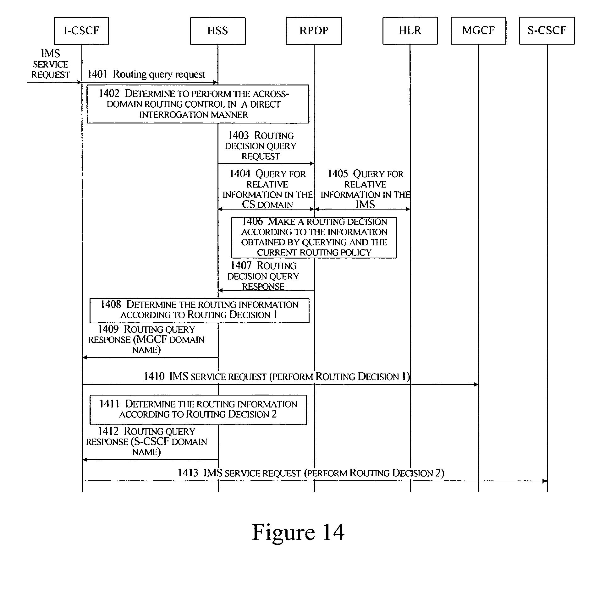 专利ep1860837a1 - a method