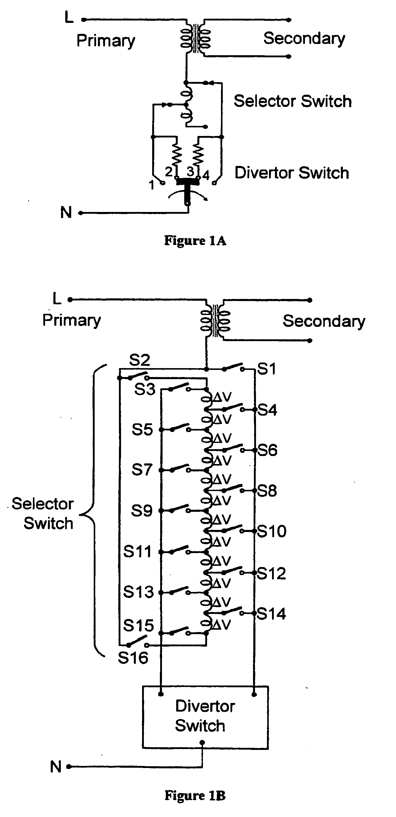 Patent Ep1864305b1 - On-load Tap Changer