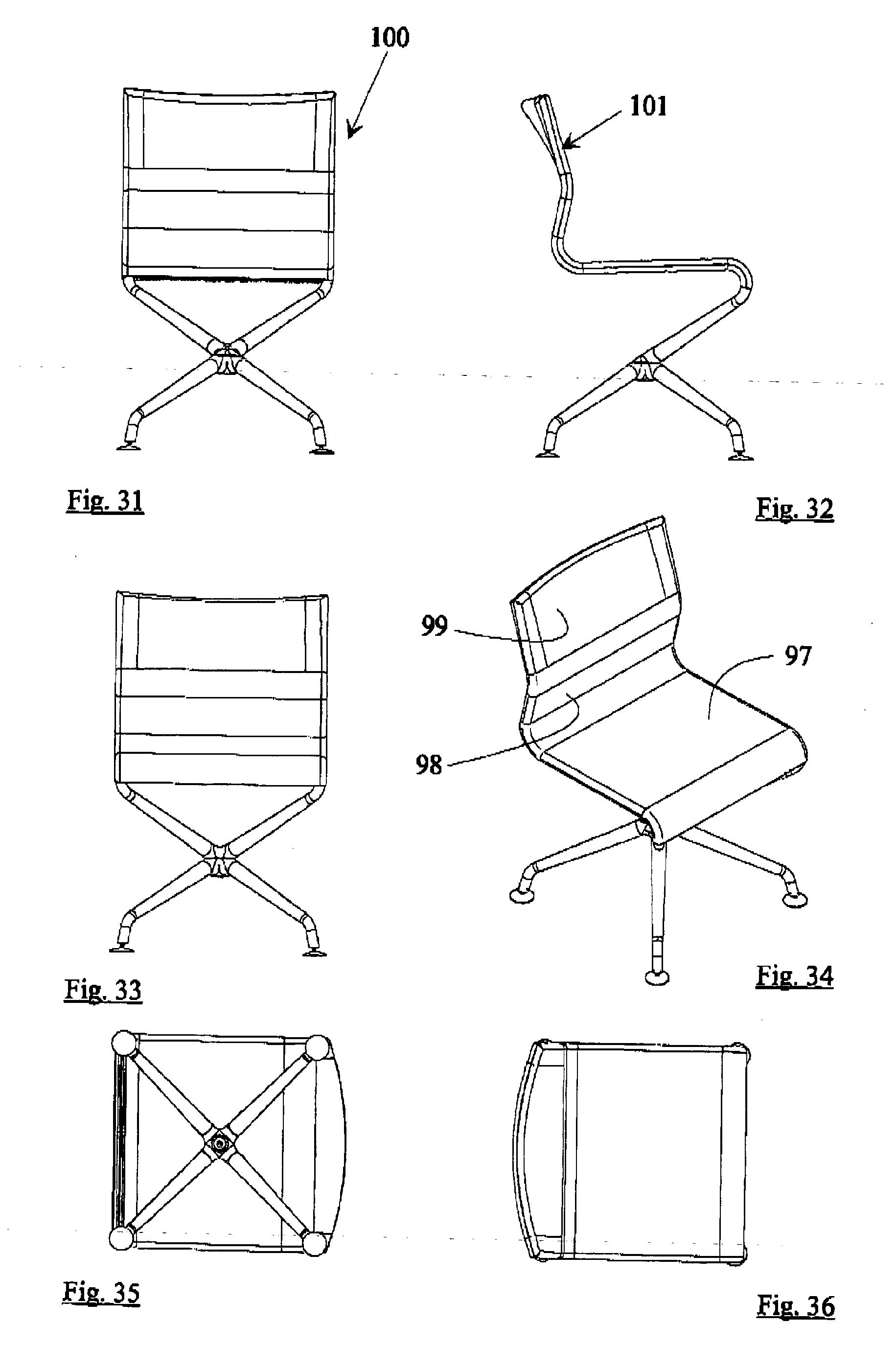 Patent ep1880639a1 sitzm bel insbesondere stuhl for Stuhl design dwg