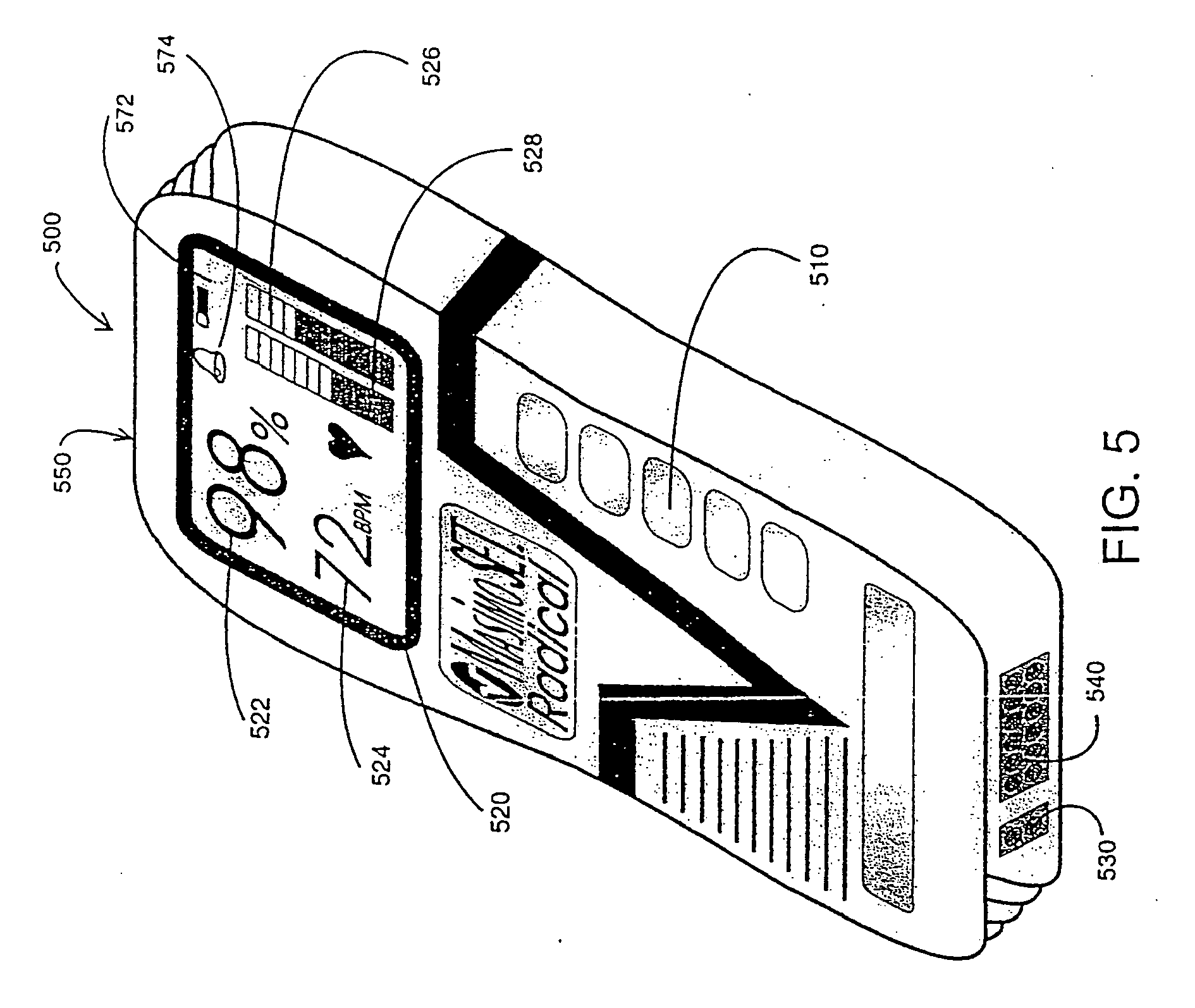 patent ep1889569a2 - universal  upgrading pulse oximeter