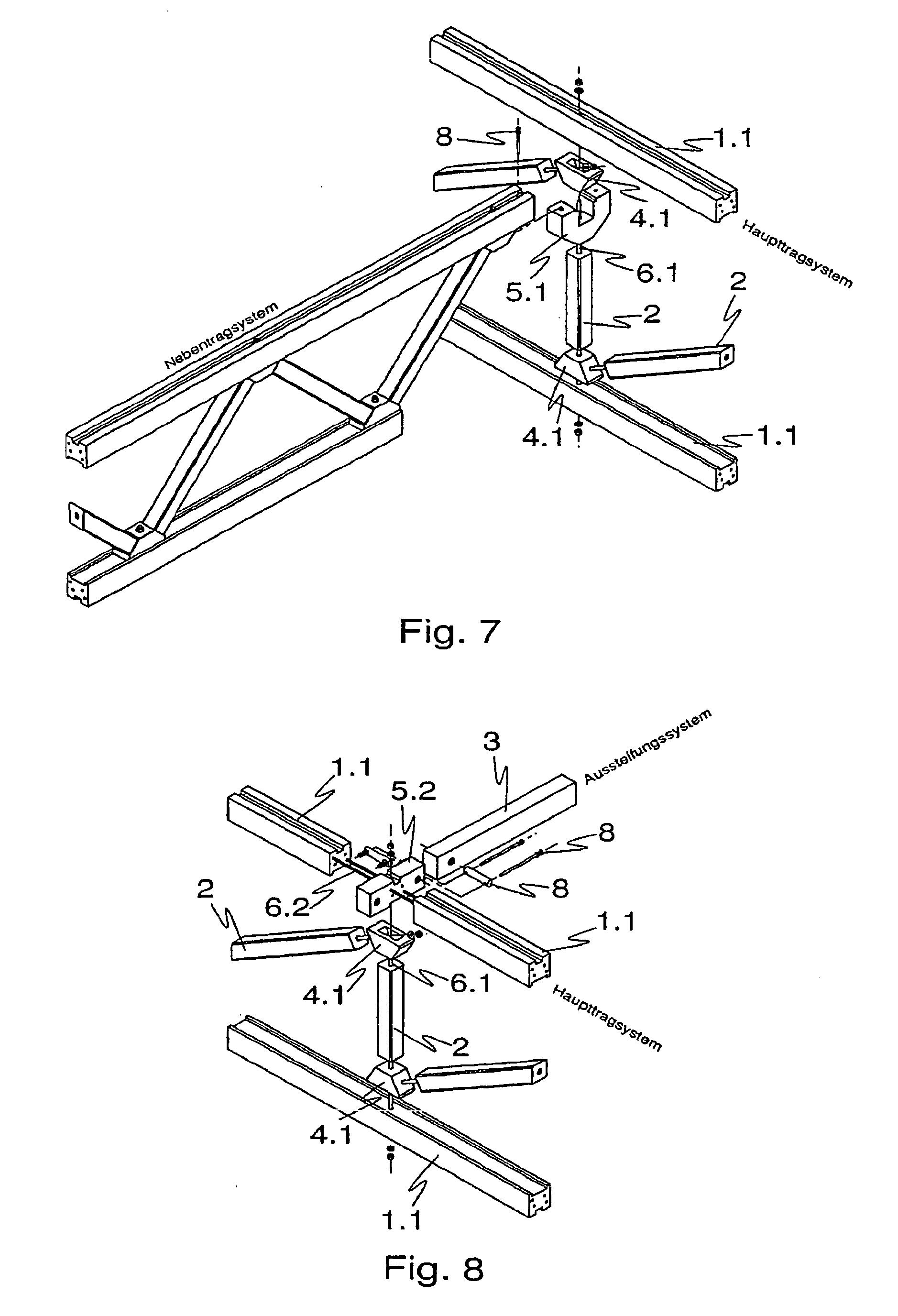 Patent ep1930520b9 modulare fachwerkkonstruktion aus for Fachwerkkonstruktion stahl