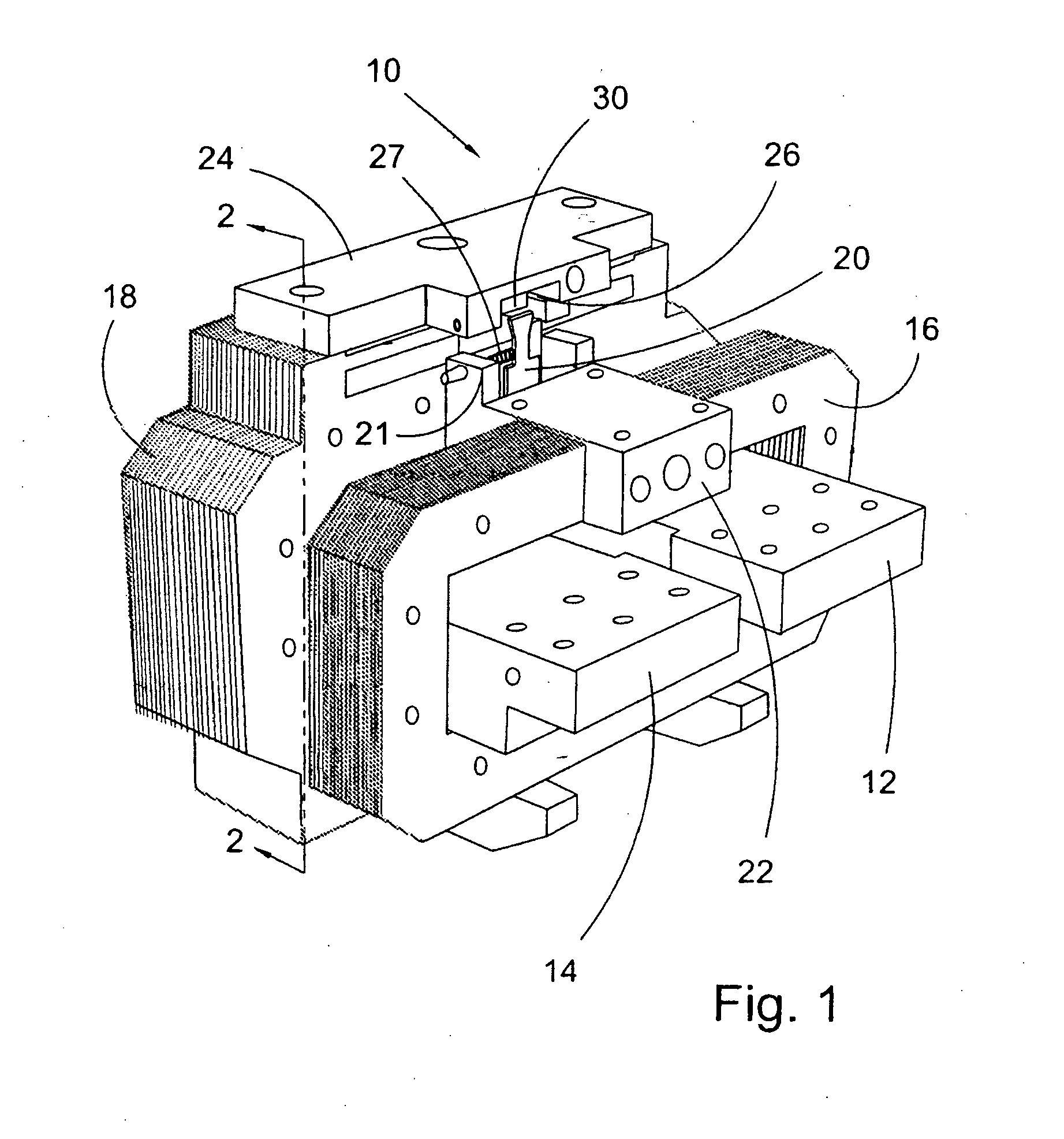 patent ep1936651b1 - current trip unit for circuit breaker