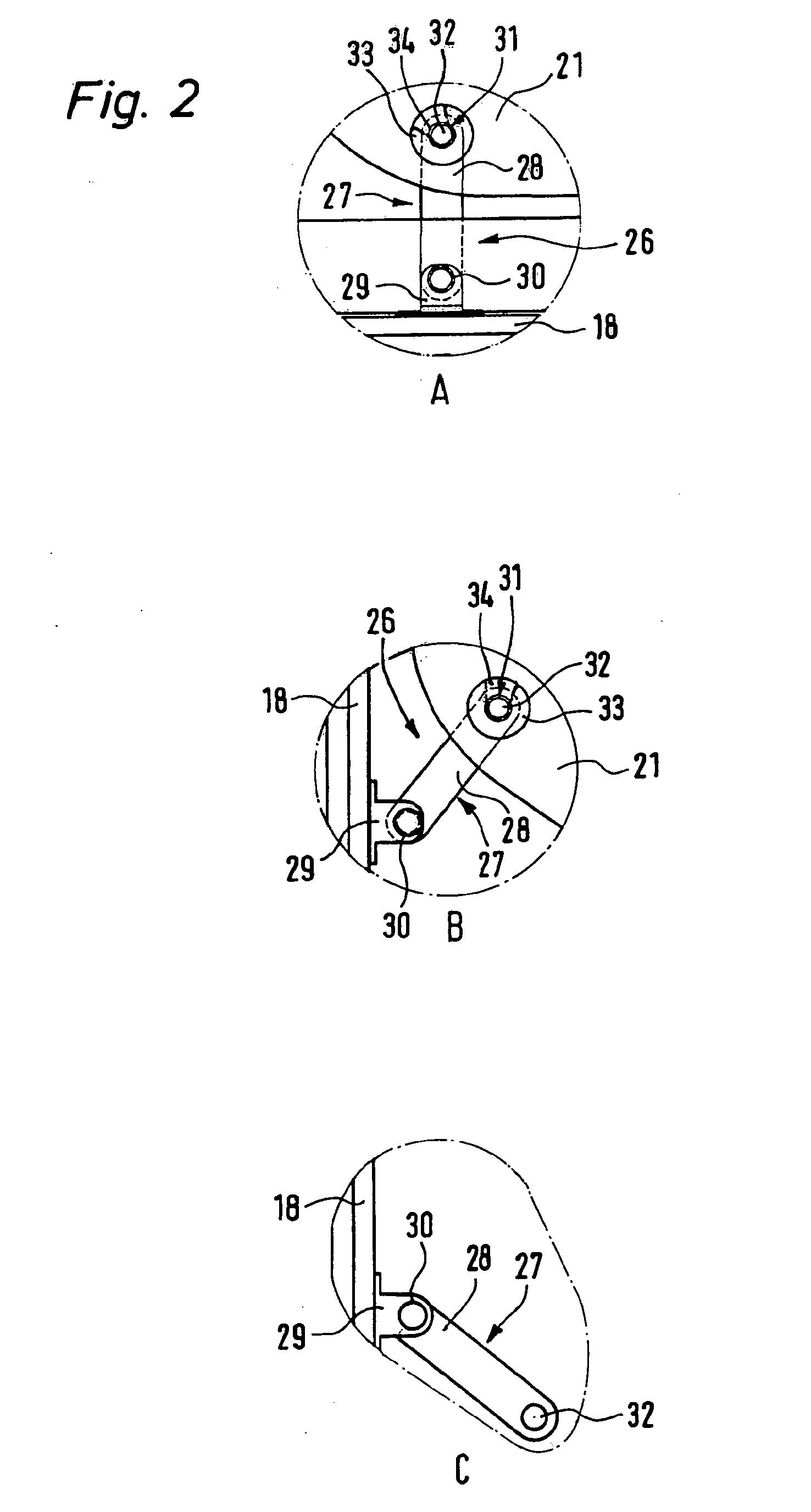 Patent EP1964490A2 - Eckschrank, insbesondere Kücheneckschrank ... | {Kücheneckschrank 28}