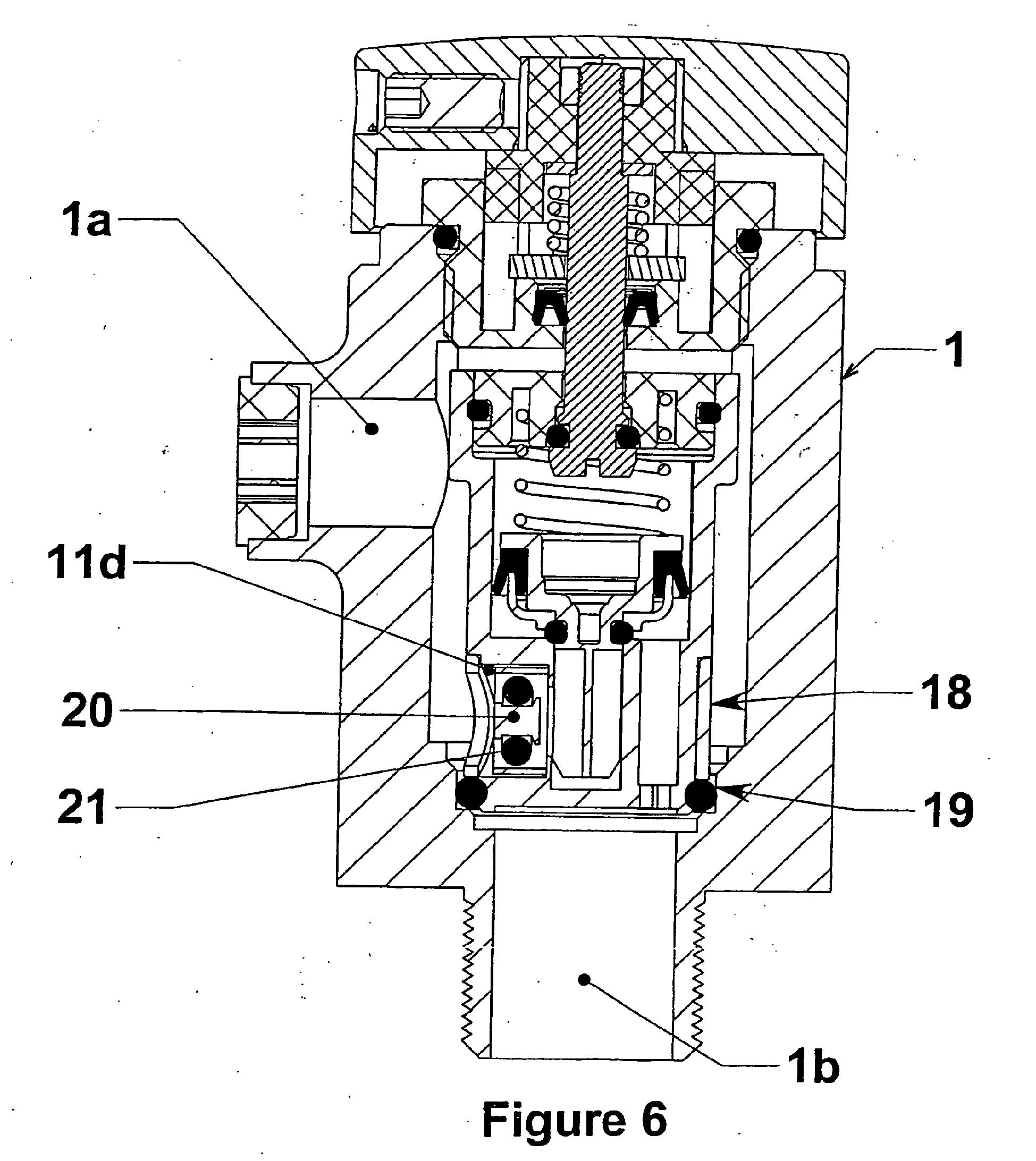 Patent ep1965111b1 robinet temporis d clenchement - Fonctionnement robinet thermostatique douche ...